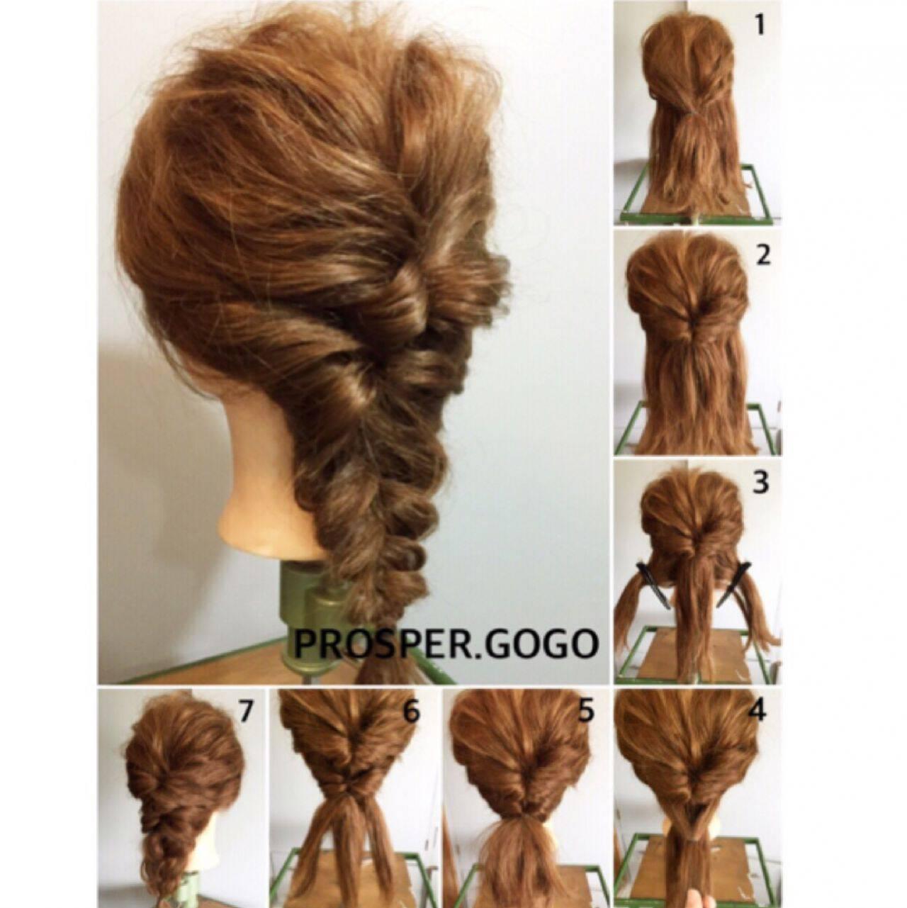 ゆるふわ くるりんぱ ナチュラル 大人かわいいヘアスタイルや髪型の写真・画像