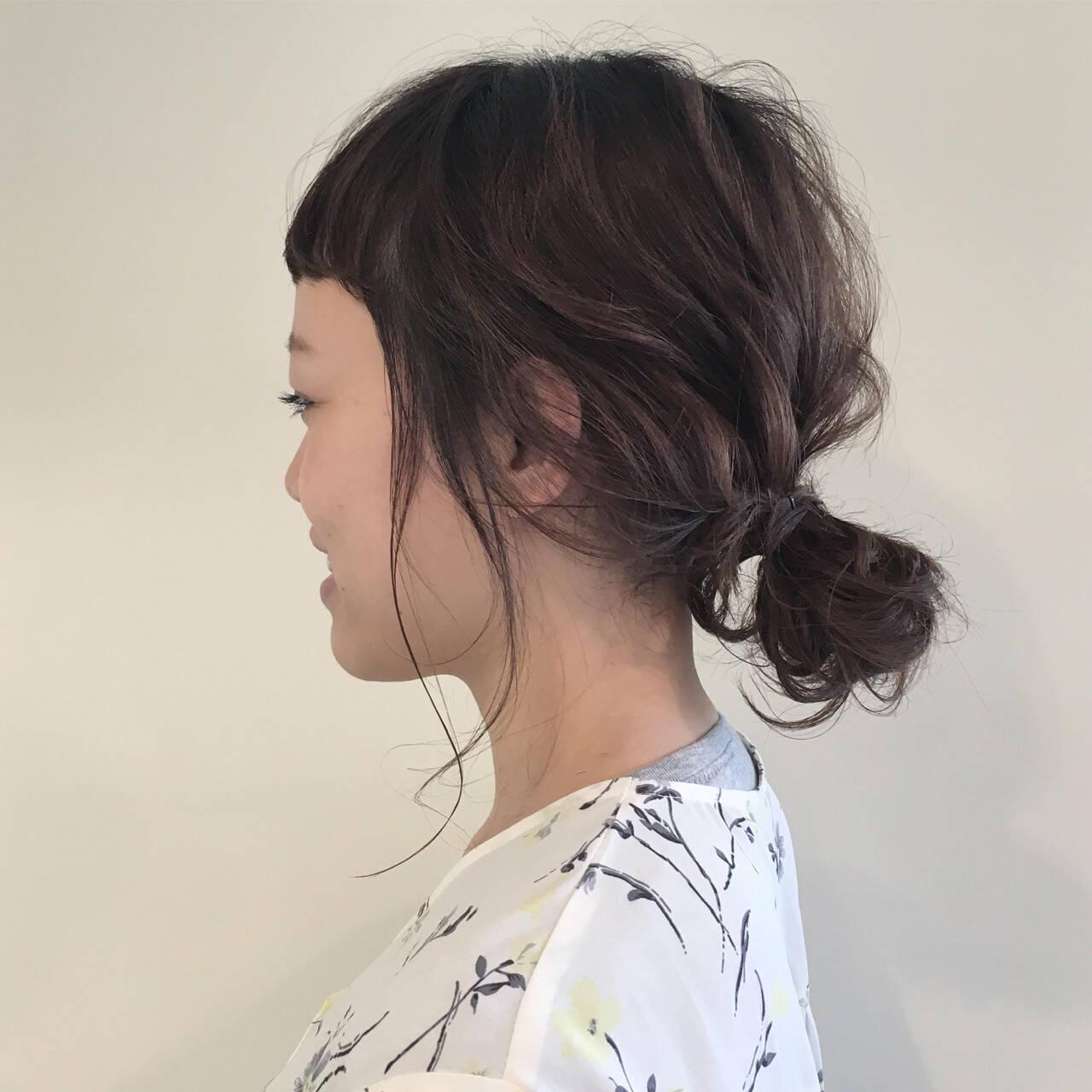 ハイライト 女子会 外国人風 ヘアアレンジヘアスタイルや髪型の写真・画像