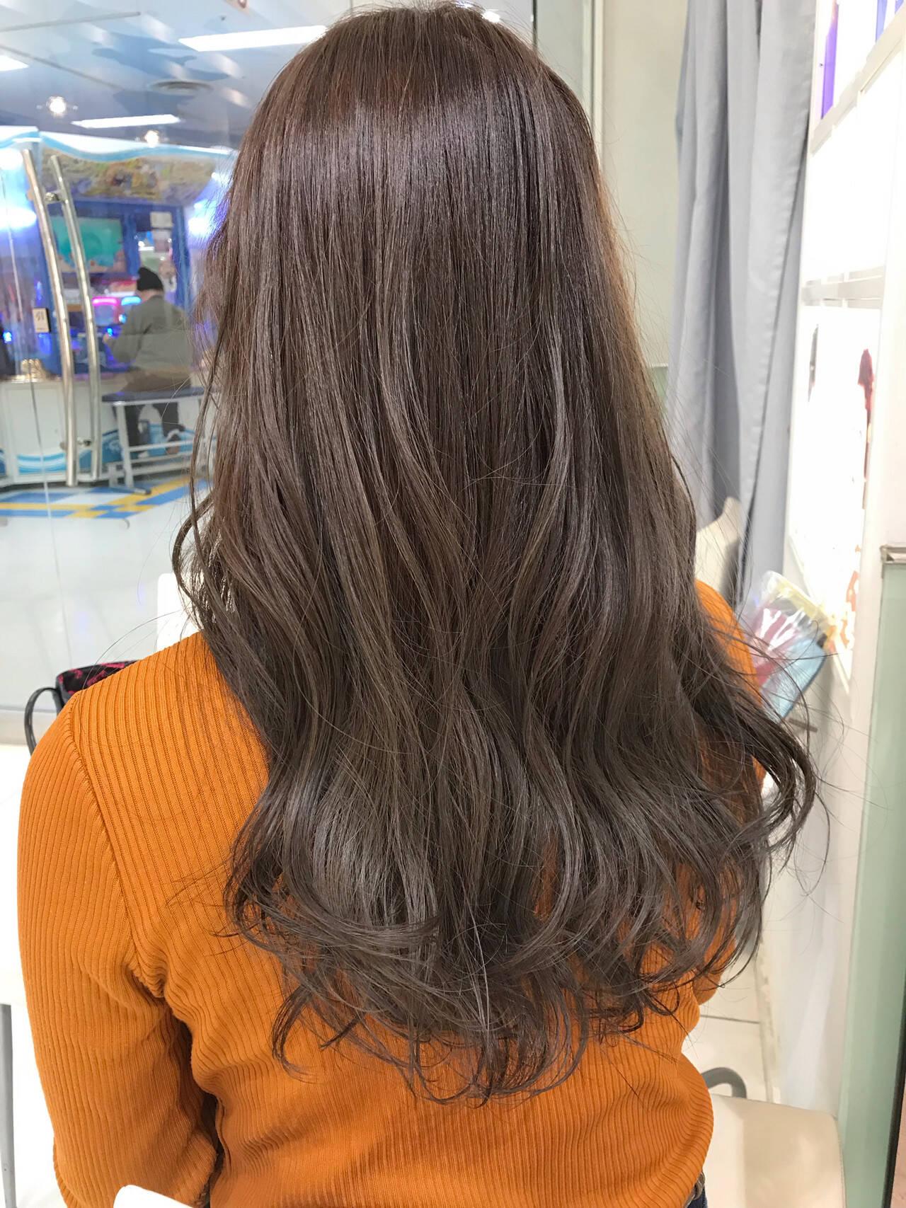 デート グレージュ オフィス ヘアアレンジヘアスタイルや髪型の写真・画像