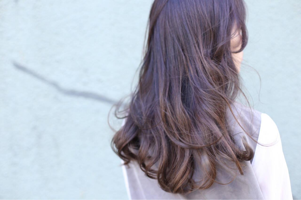 外国人風 ハイライト アッシュ ストリートヘアスタイルや髪型の写真・画像
