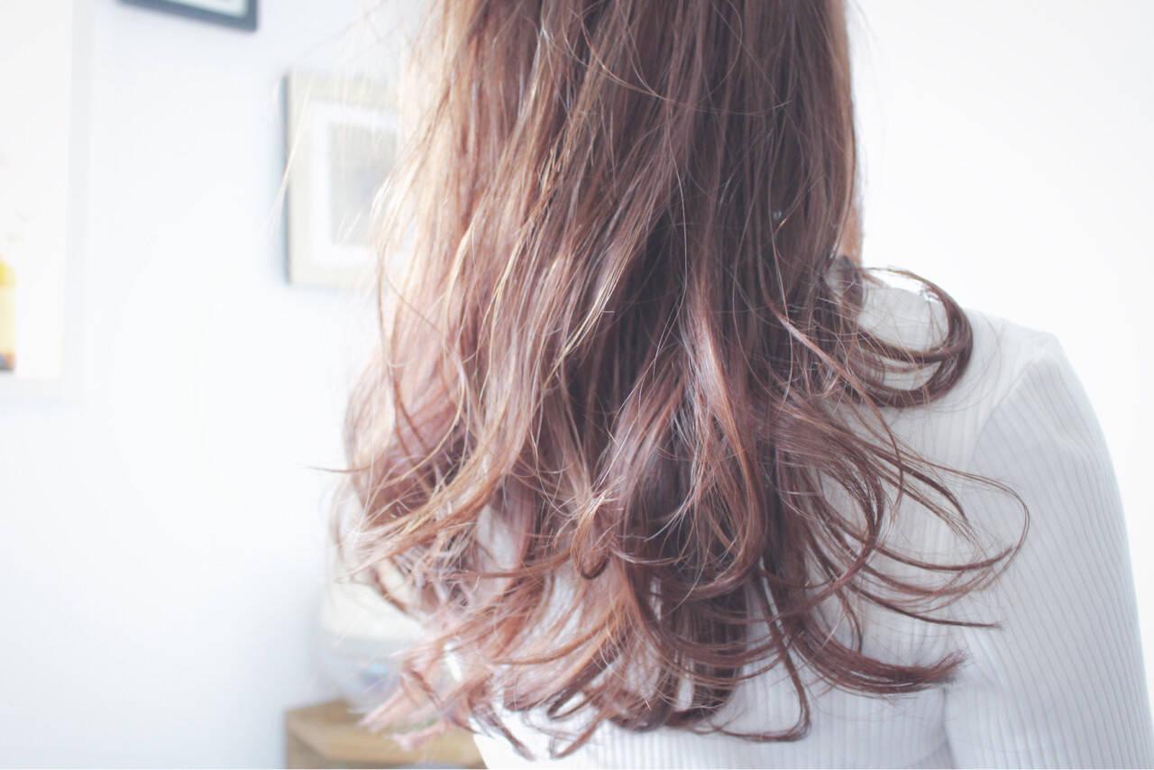ベージュ ラベンダーアッシュ グレージュ ラベンダーヘアスタイルや髪型の写真・画像