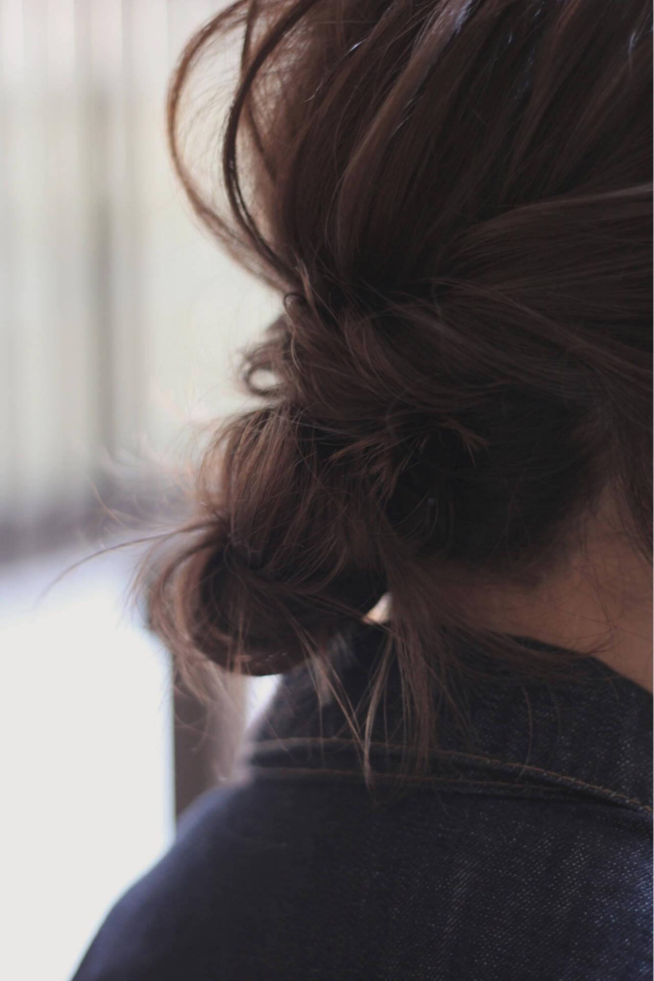 ヘアアレンジ 冬 ハロウィン ナチュラルヘアスタイルや髪型の写真・画像
