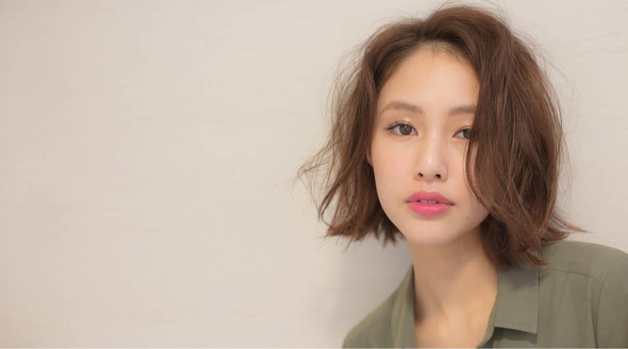 こなれ感 色気 ニュアンス フェミニンヘアスタイルや髪型の写真・画像