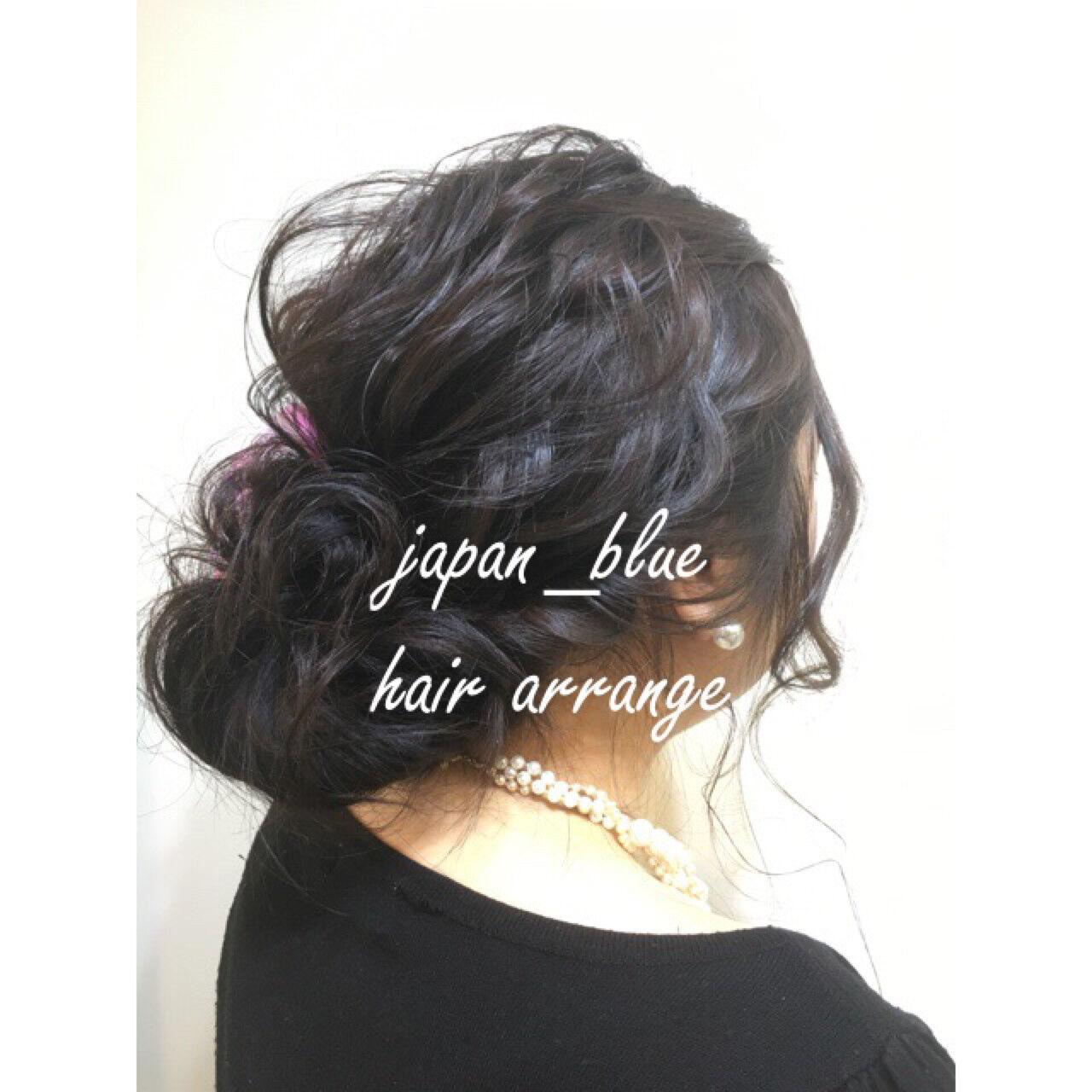 結婚式 ミディアム 大人かわいい 編み込みヘアスタイルや髪型の写真・画像