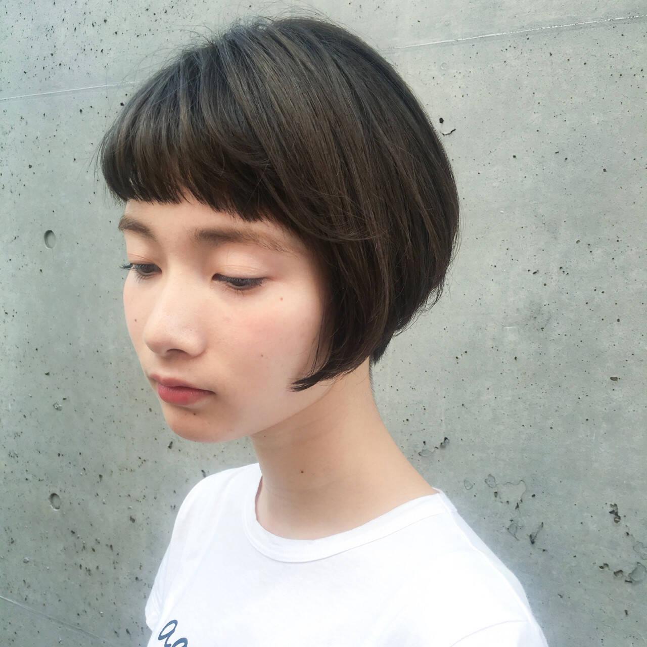 秋 リラックス かわいい ナチュラルヘアスタイルや髪型の写真・画像