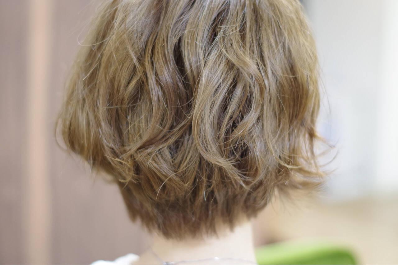 ショート ガーリー 外国人風 渋谷系ヘアスタイルや髪型の写真・画像