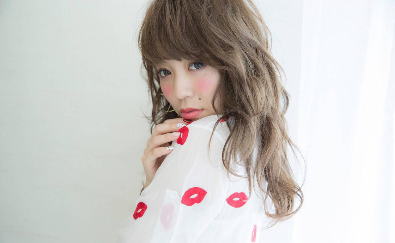 ピュア 透明感 ガーリー 簡単ヘアアレンジヘアスタイルや髪型の写真・画像