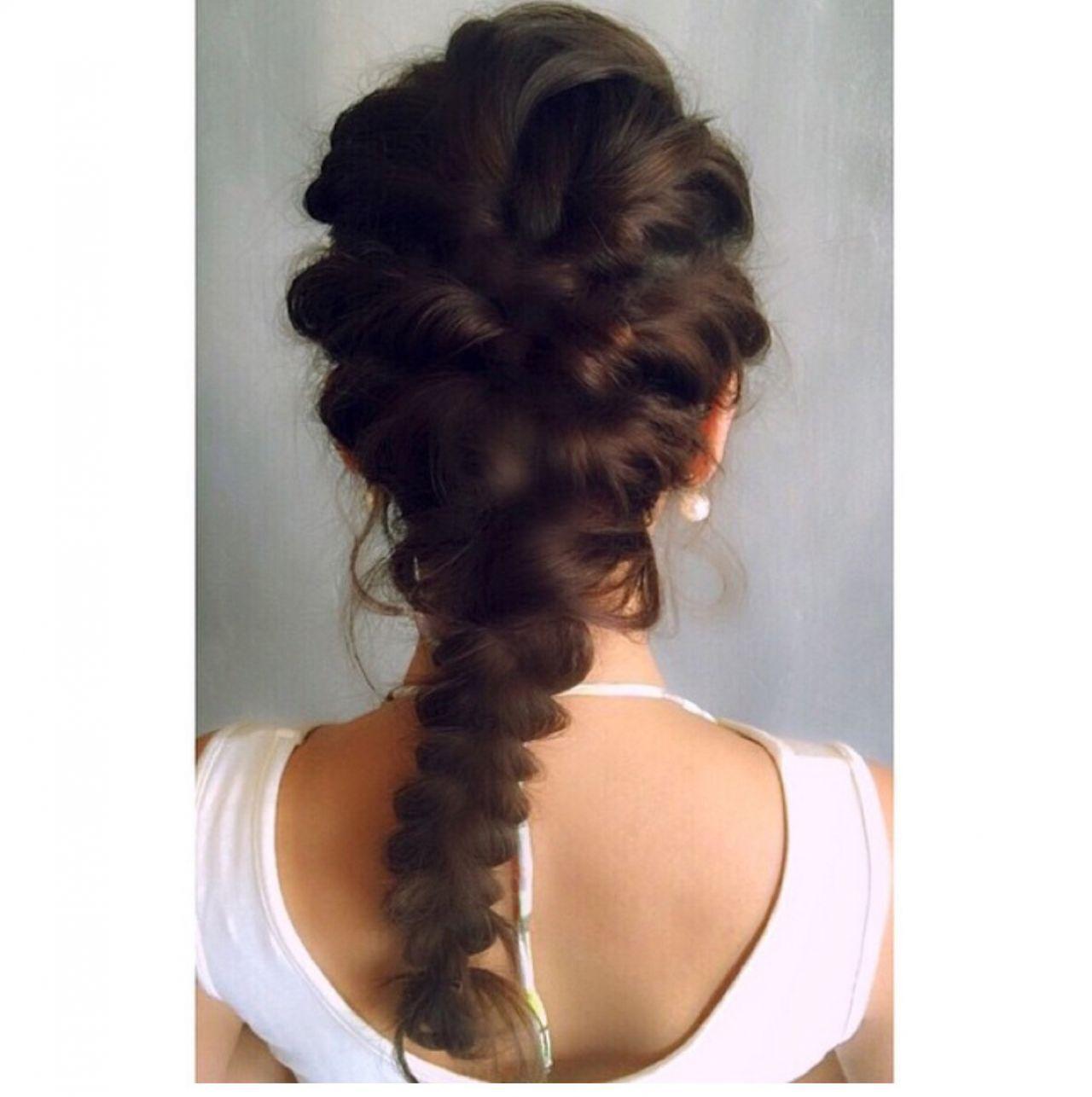 ウェットヘア ストリート ウェーブ モードヘアスタイルや髪型の写真・画像