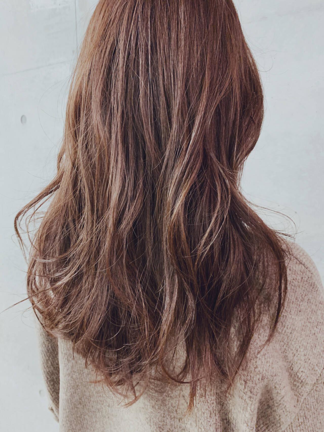 ナチュラル 大人女子 圧倒的透明感 大人ヘアスタイルヘアスタイルや髪型の写真・画像