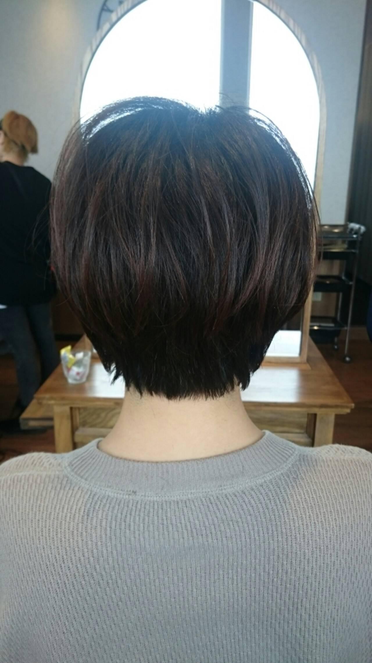 小顔 ニュアンス こなれ感 ナチュラルヘアスタイルや髪型の写真・画像