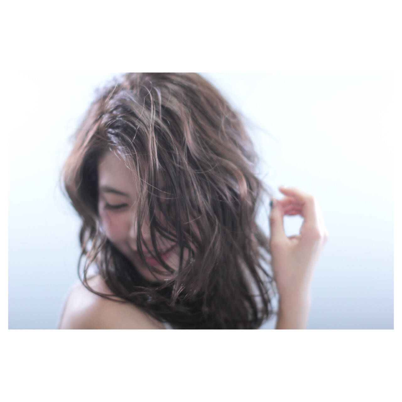 ガーリー ゆるふわ フェミニン グラデーションカラーヘアスタイルや髪型の写真・画像