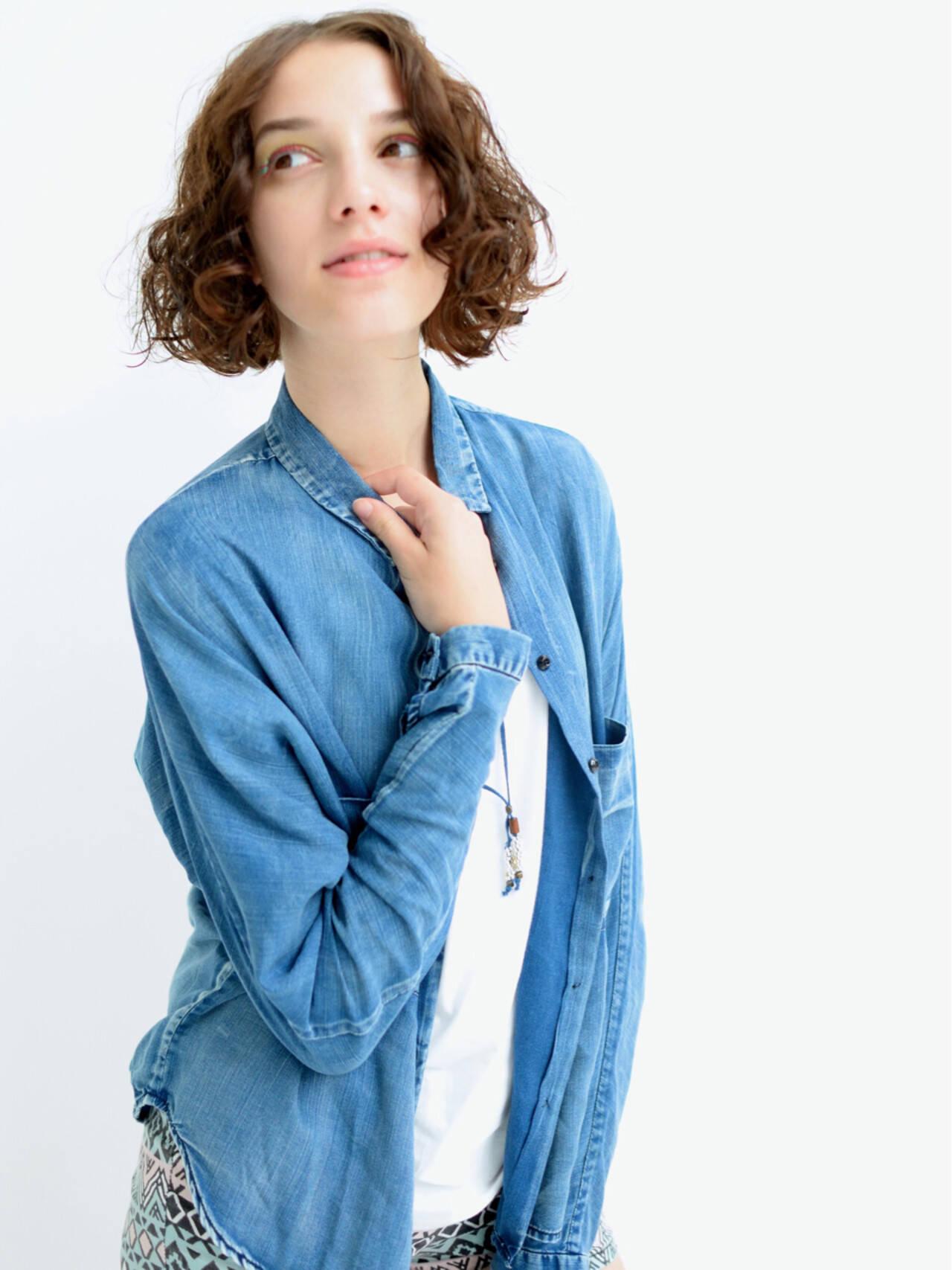 ゆるふわ 大人かわいい フェミニン ナチュラルヘアスタイルや髪型の写真・画像
