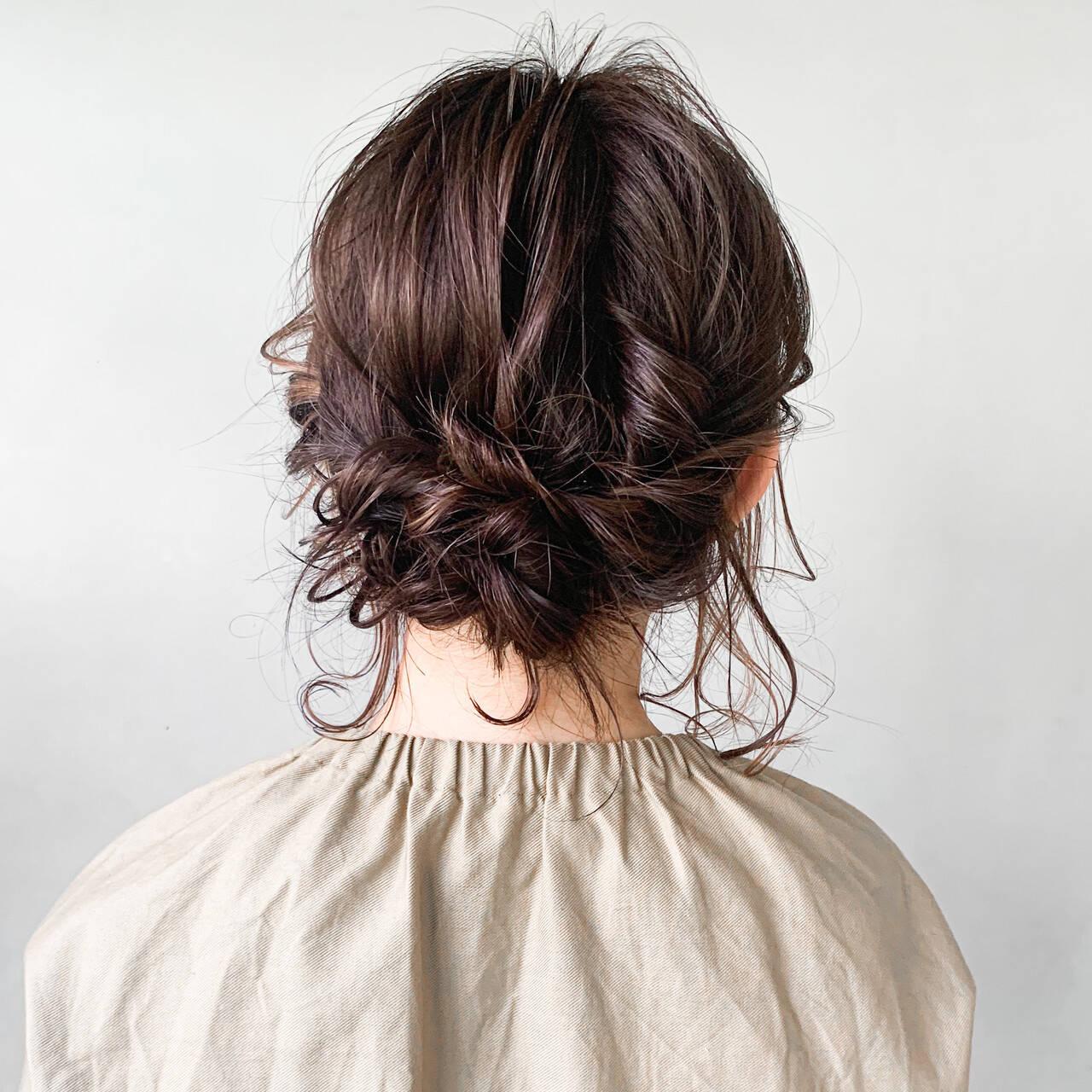インナーカラーグレー 艶カラー おフェロ うる艶カラーヘアスタイルや髪型の写真・画像