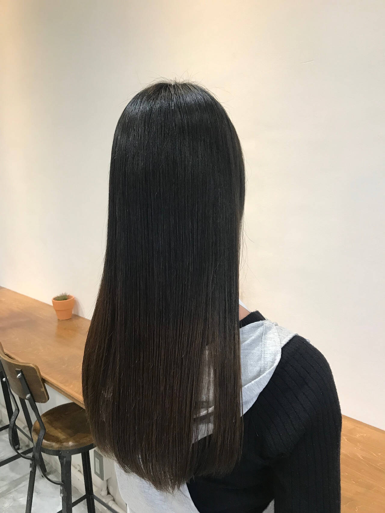 ロング ストレート 大人可愛い 大人ロングヘアスタイルや髪型の写真・画像