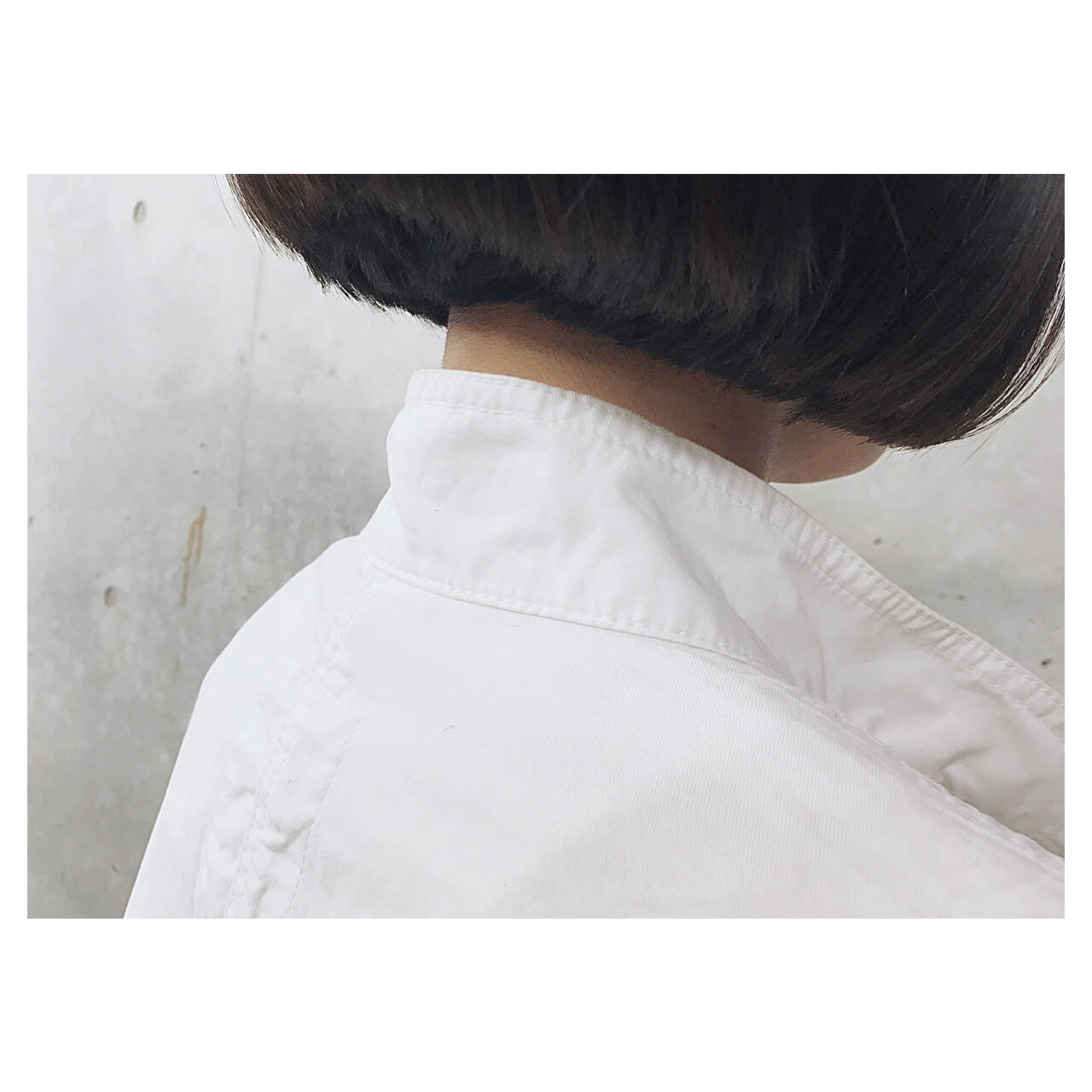 パーマ 黒髪 色気 ナチュラルヘアスタイルや髪型の写真・画像