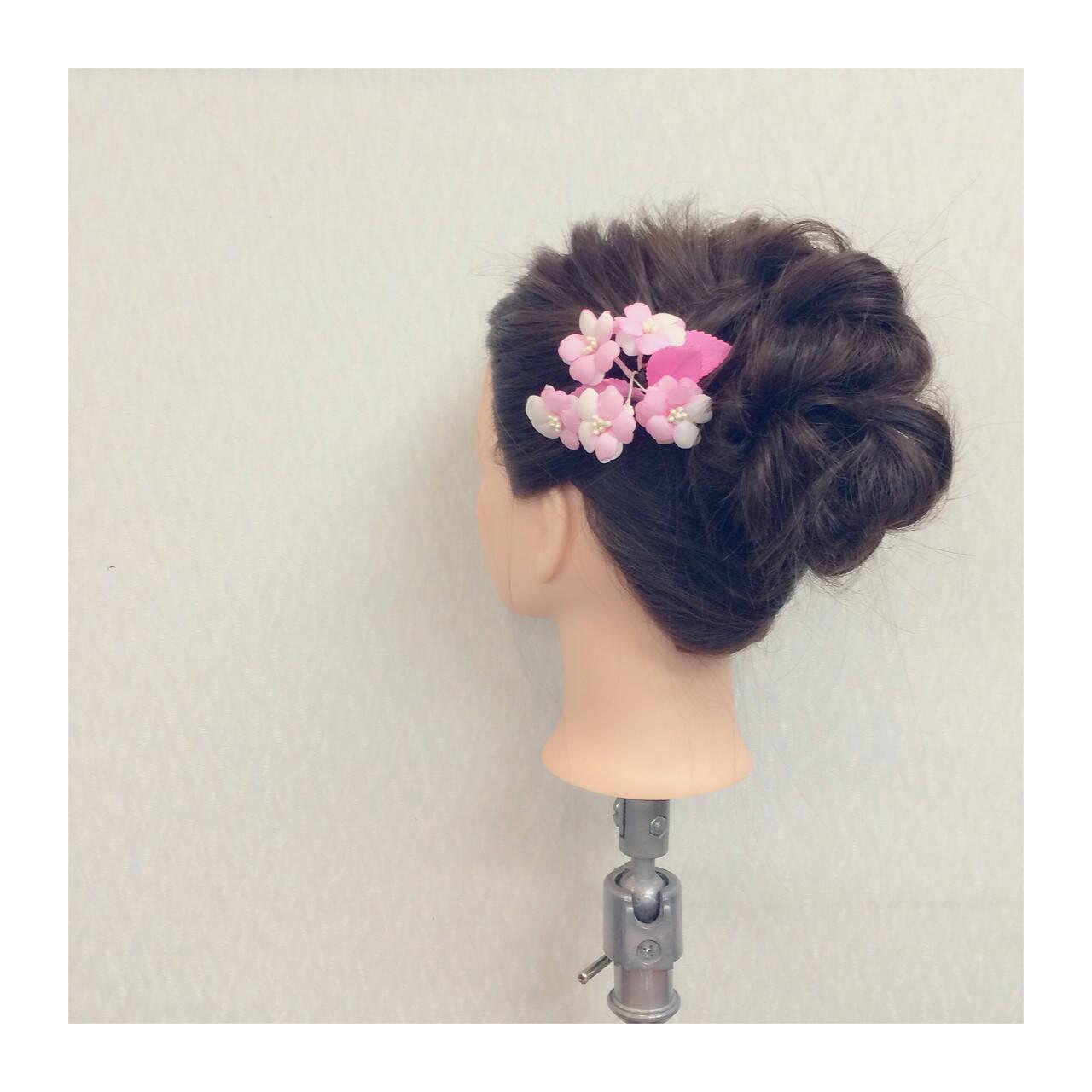 大人かわいい フェミニン ゆるふわ ロングヘアスタイルや髪型の写真・画像