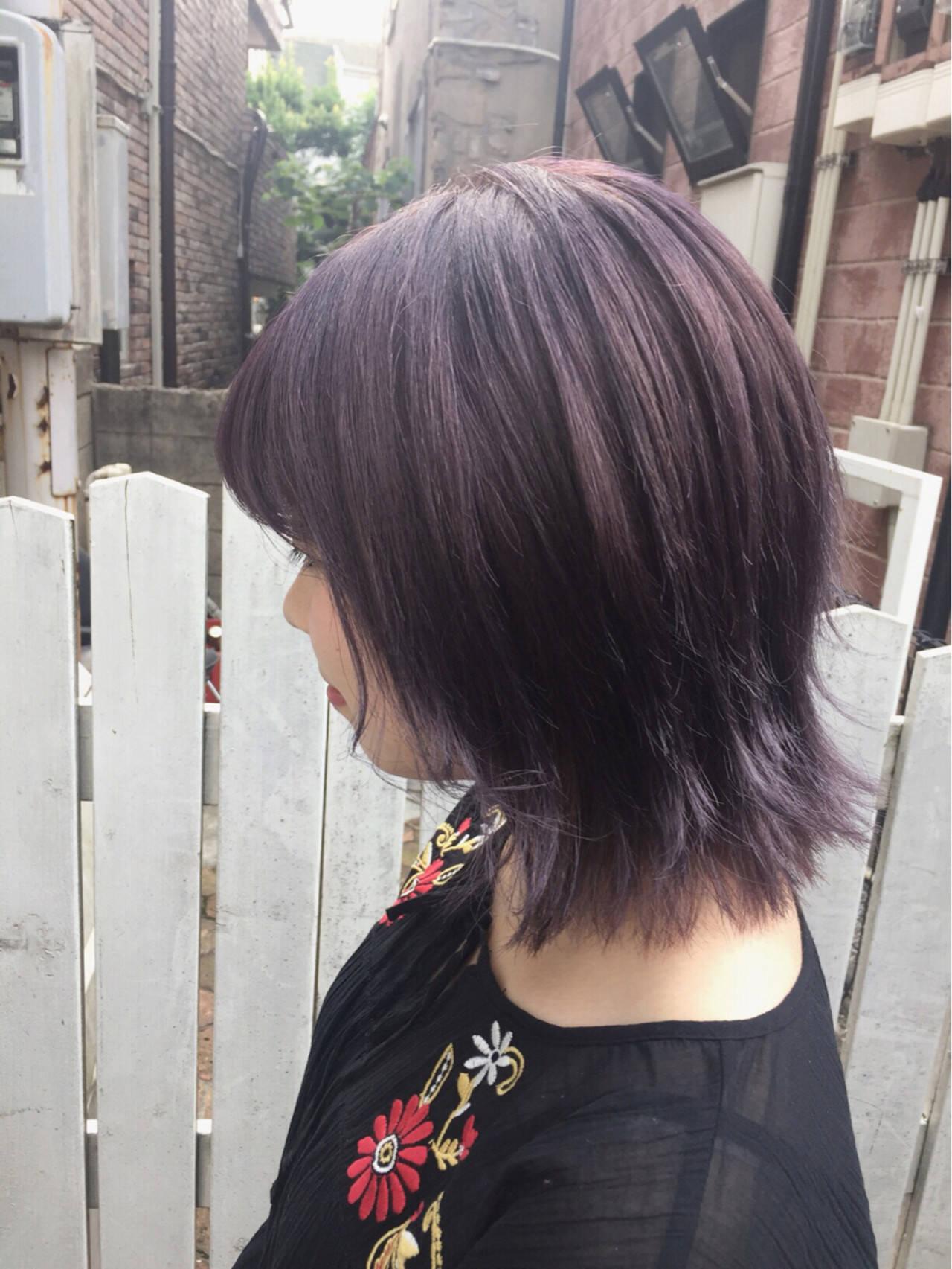 ヘアアレンジ 涼しげ 夏 ストリートヘアスタイルや髪型の写真・画像