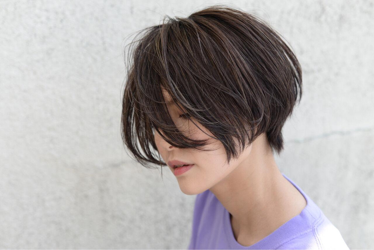 ストリート ショート ブリーチ 外国人風ヘアスタイルや髪型の写真・画像