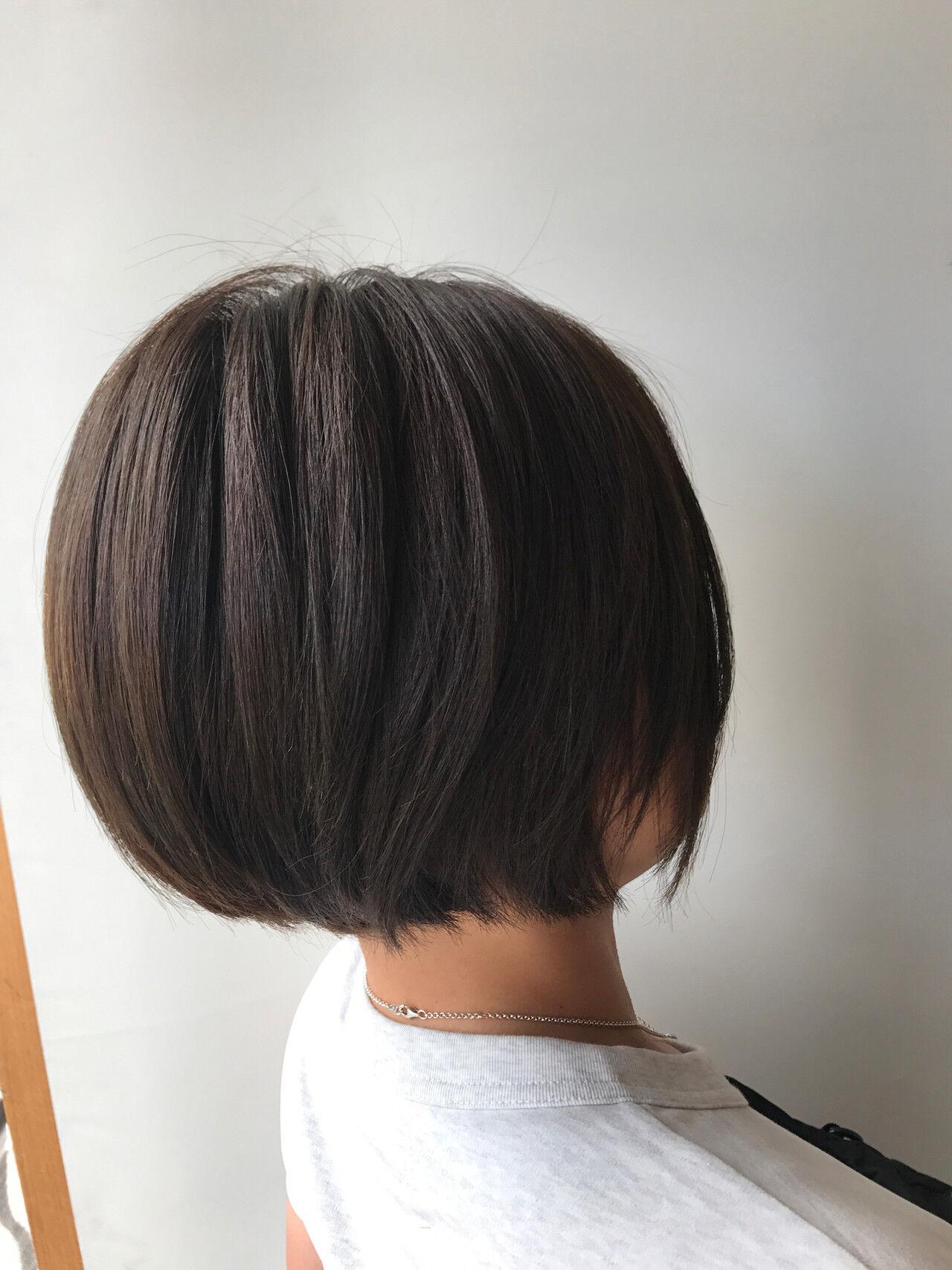 ショート アウトドア オフィス スポーツヘアスタイルや髪型の写真・画像