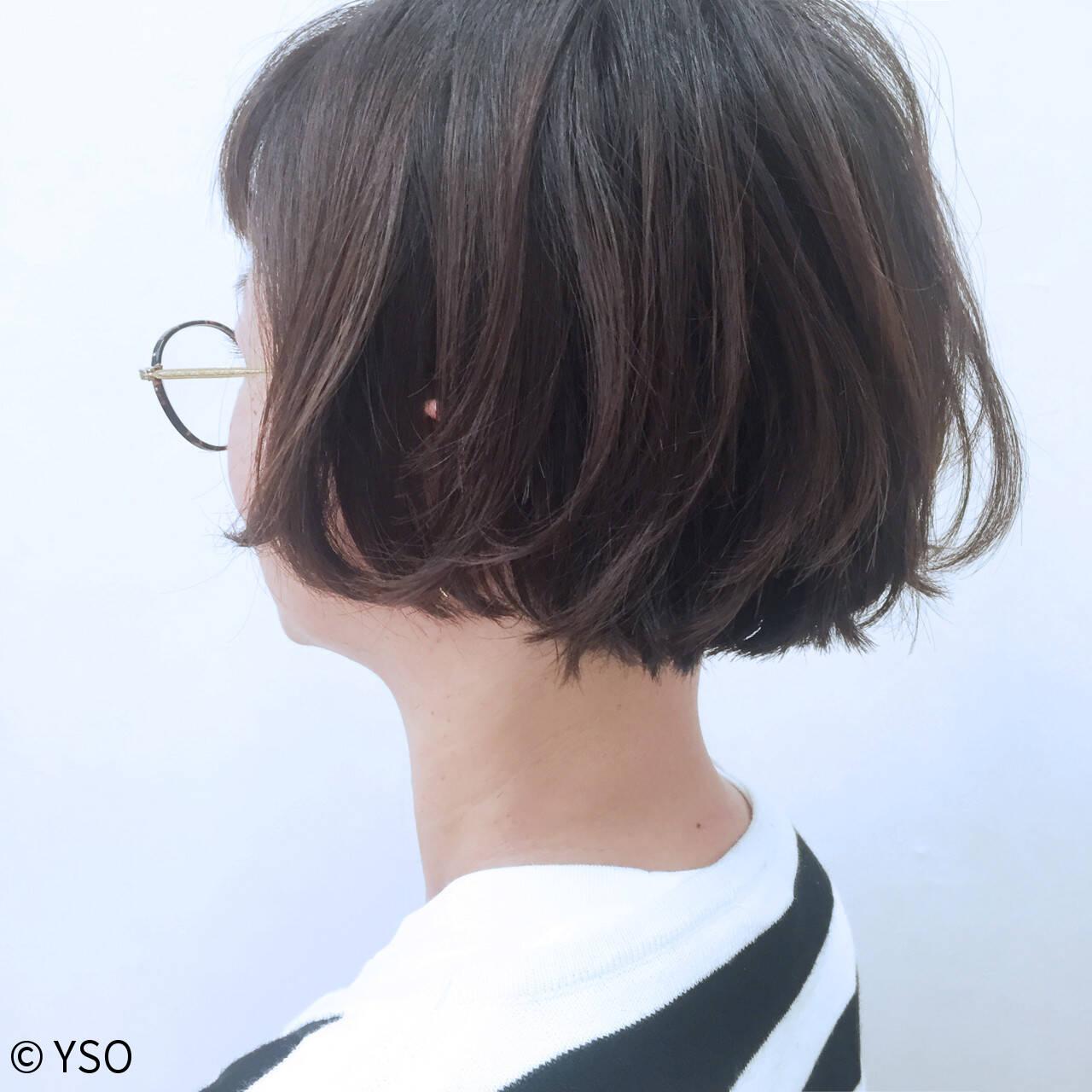 切りっぱなし 外国人風 ストリート 大人かわいいヘアスタイルや髪型の写真・画像