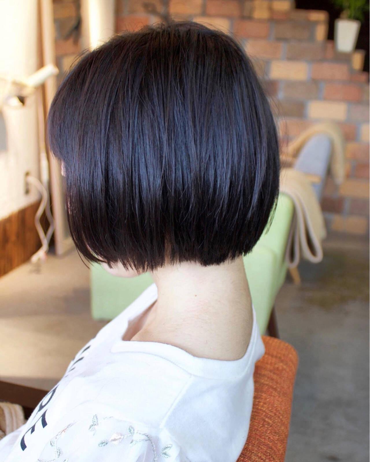 こなれ感 大人女子 ボブ 女子会ヘアスタイルや髪型の写真・画像