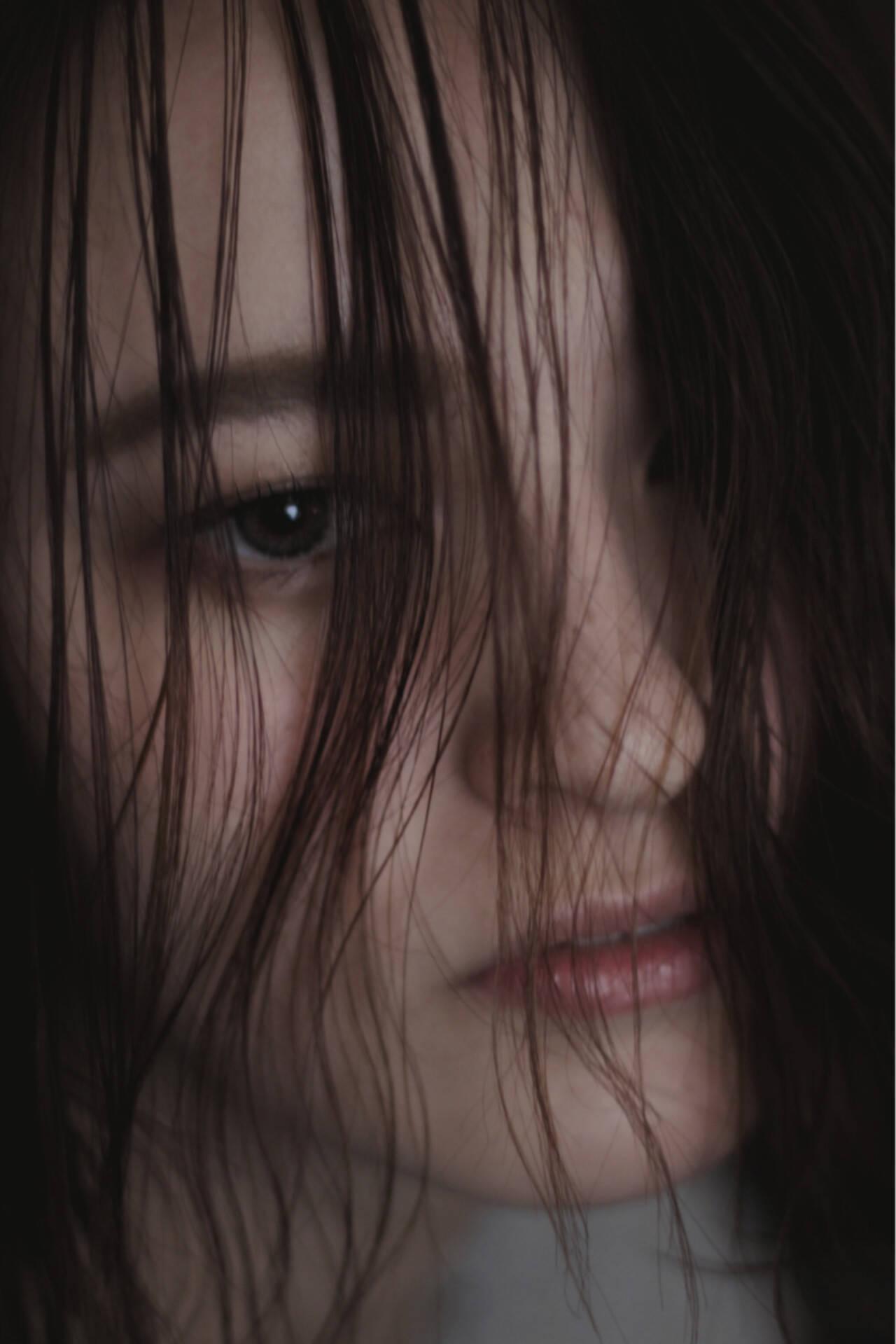 外国人風カラー 秋 ボブ 透明感ヘアスタイルや髪型の写真・画像