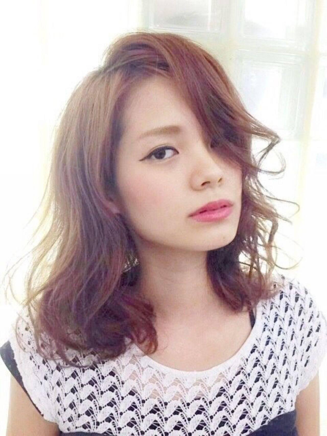 パンク ストリート 春 モテ髪ヘアスタイルや髪型の写真・画像