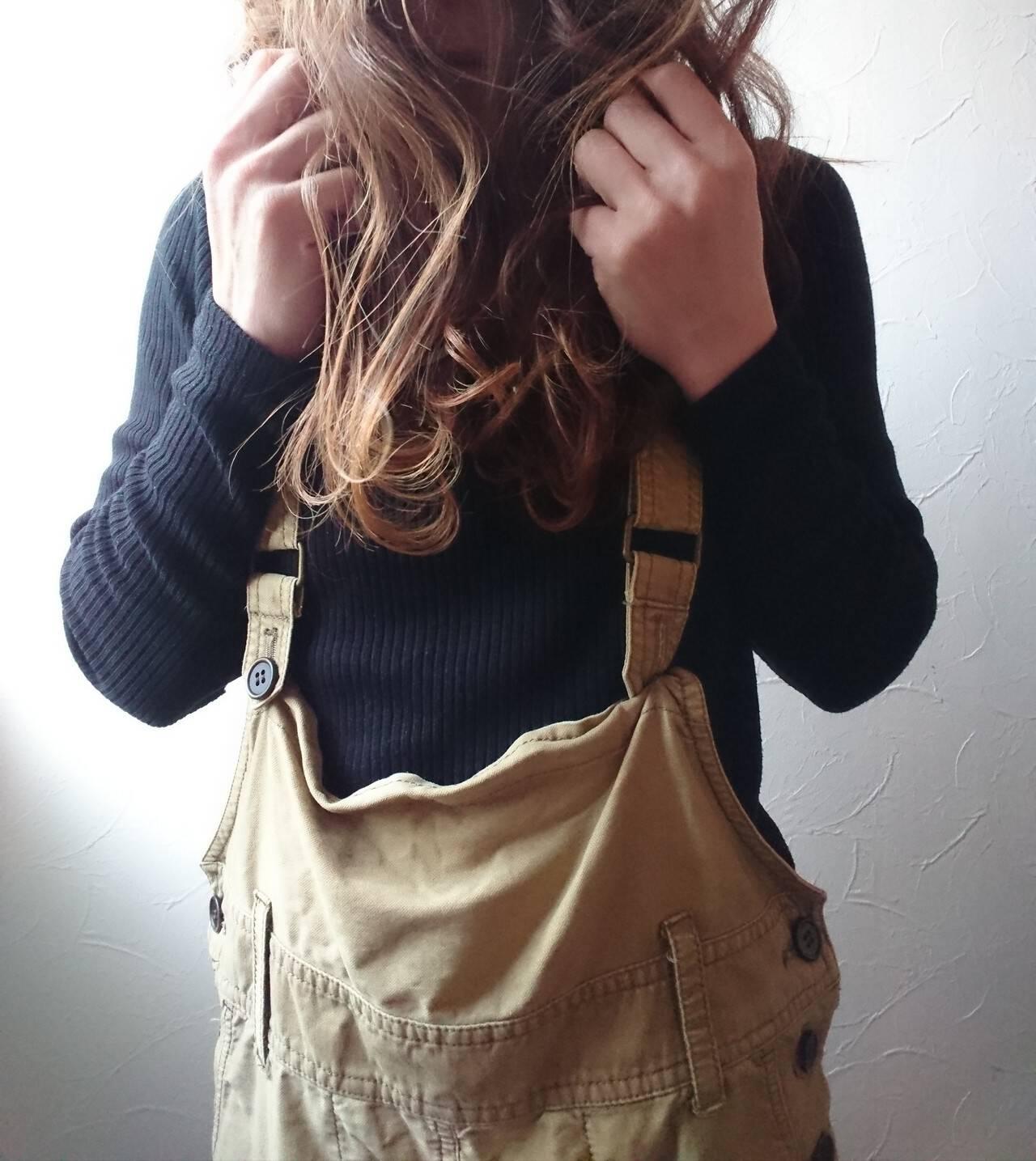 ストリート セミロング オシャレ 可愛いヘアスタイルや髪型の写真・画像