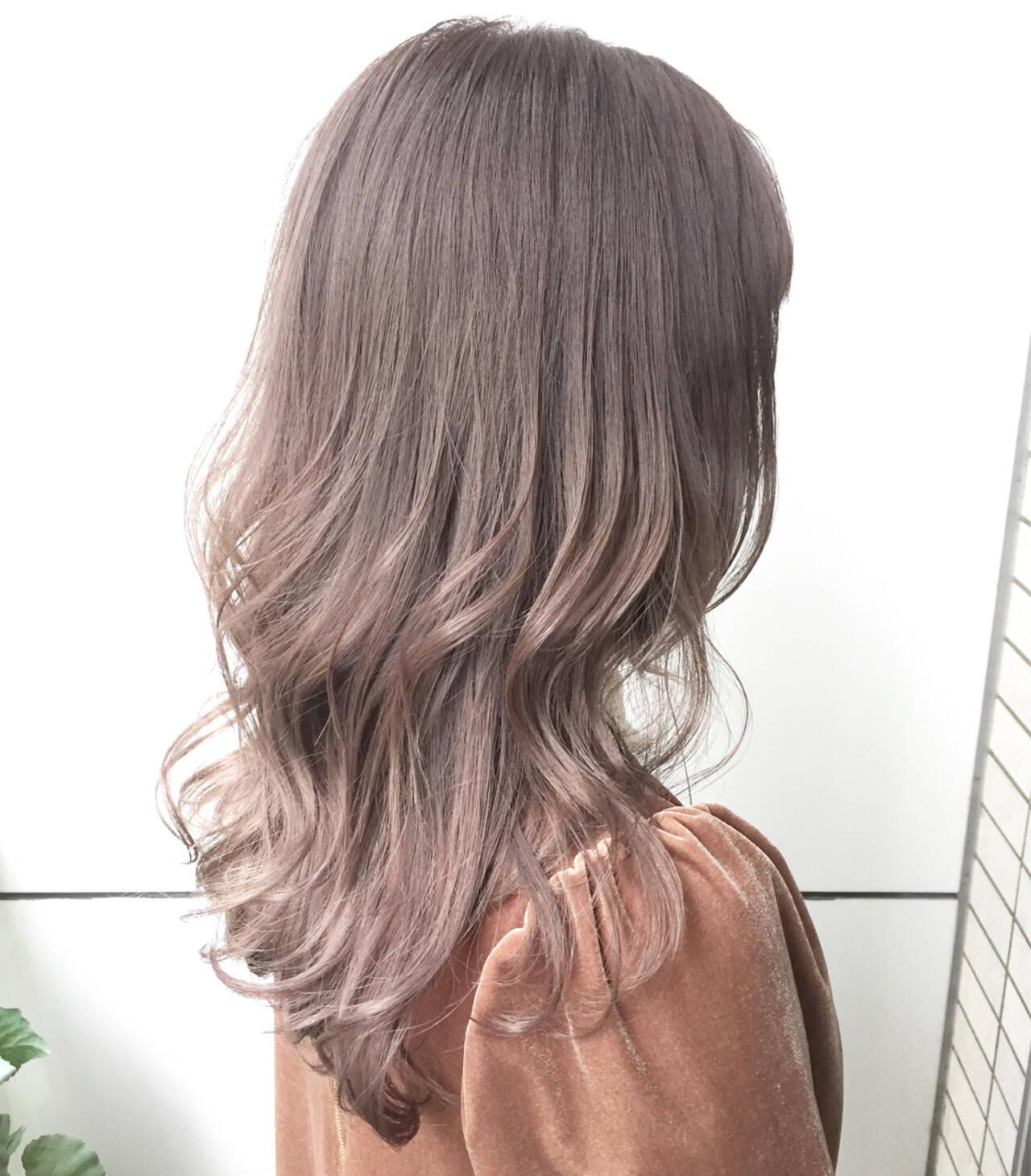 フェミニン セミロング 簡単ヘアアレンジヘアスタイルや髪型の写真・画像