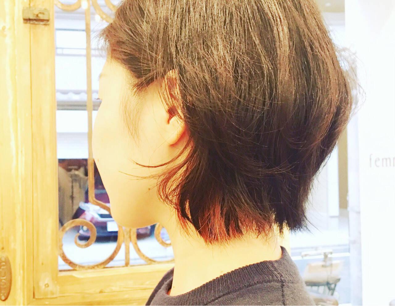 夏 ピンク ナチュラル 春ヘアスタイルや髪型の写真・画像