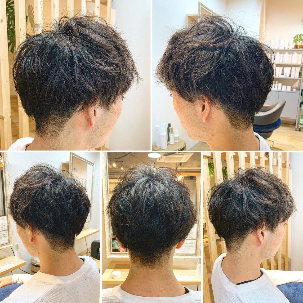 メンズヘア ナチュラル メンズスタイル メンズショートヘアスタイルや髪型の写真・画像
