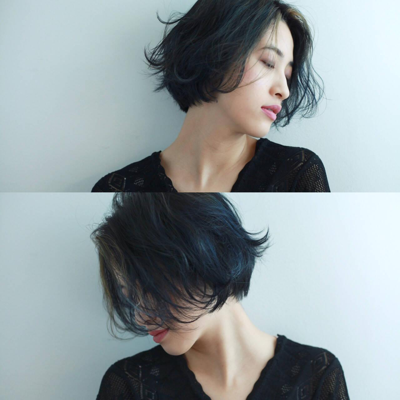 ナチュラル グレージュ リラックス 外国人風ヘアスタイルや髪型の写真・画像