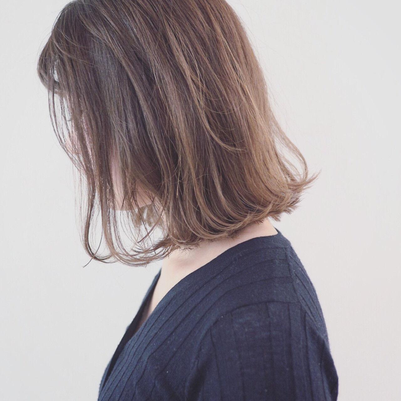 外国人風カラー グラデーションカラー 外ハネ 愛されヘアスタイルや髪型の写真・画像