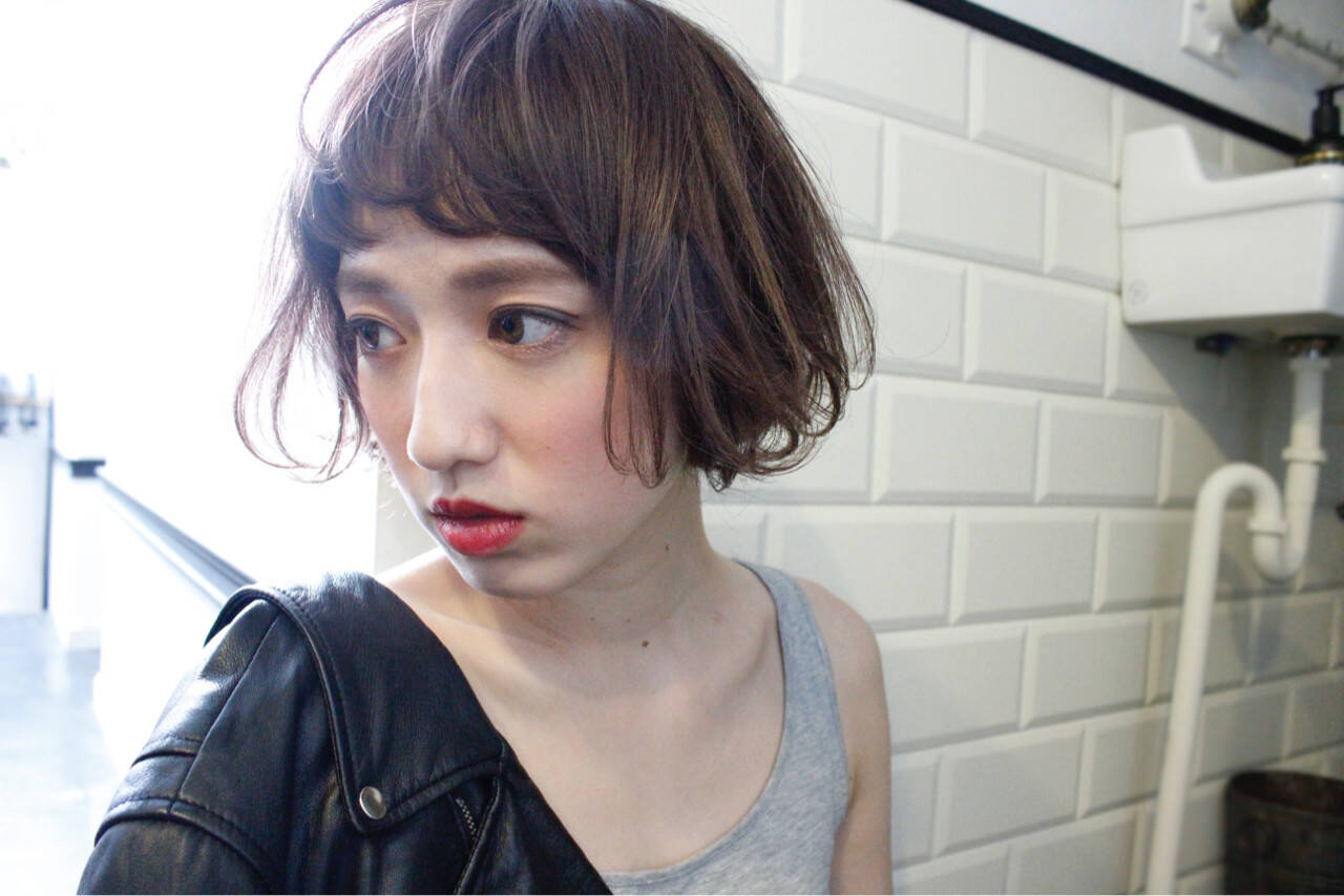 こなれ感 ナチュラル 大人女子 ハイライトヘアスタイルや髪型の写真・画像