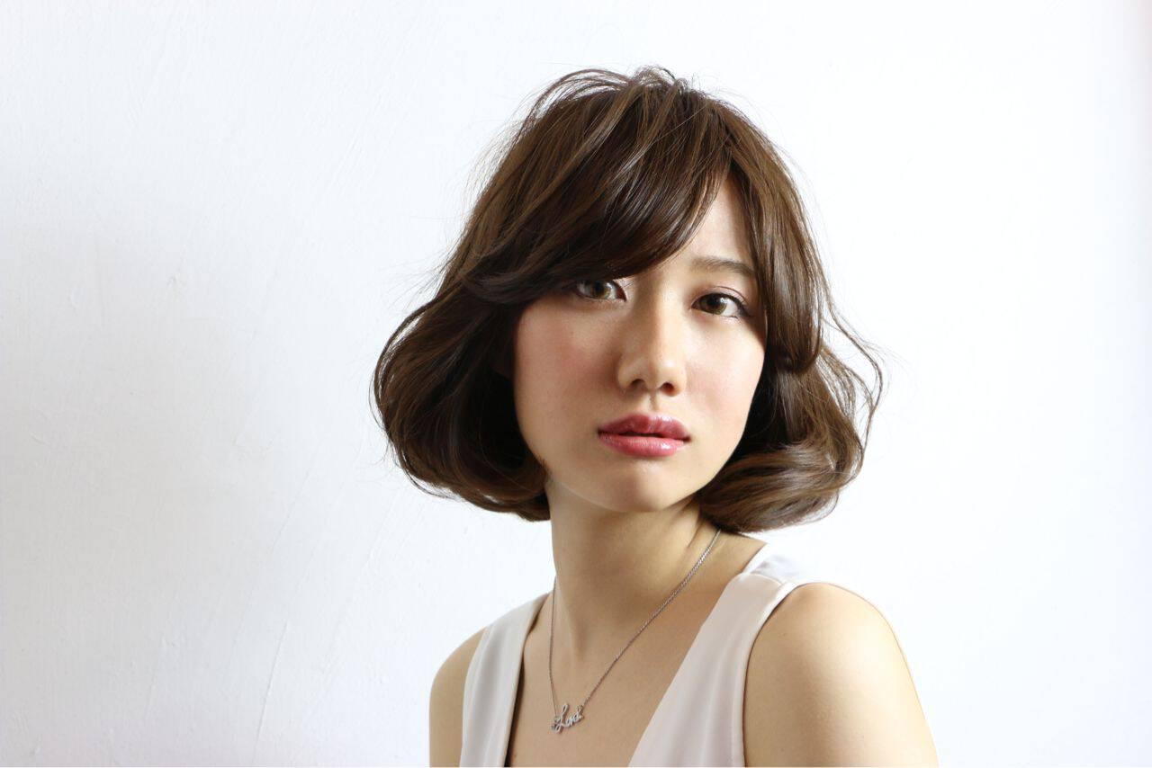 モテ髪 ナチュラル 大人かわいい 愛されヘアスタイルや髪型の写真・画像