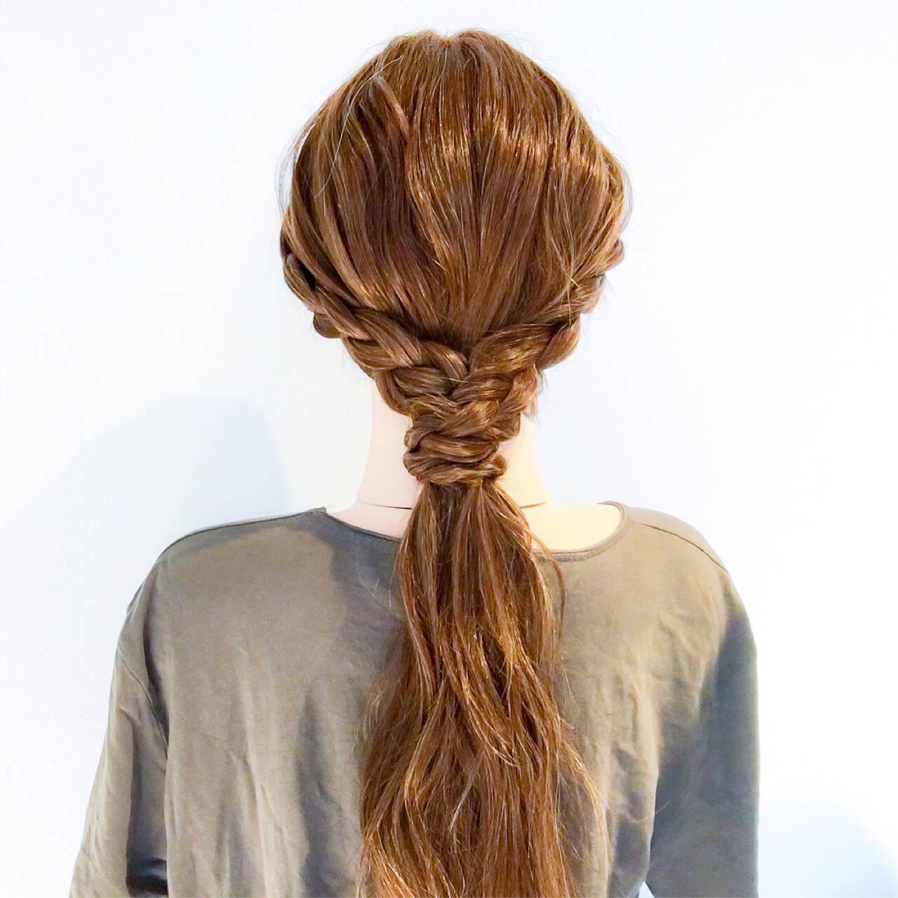 フェミニン 簡単ヘアアレンジ 結婚式 ヘアアレンジヘアスタイルや髪型の写真・画像