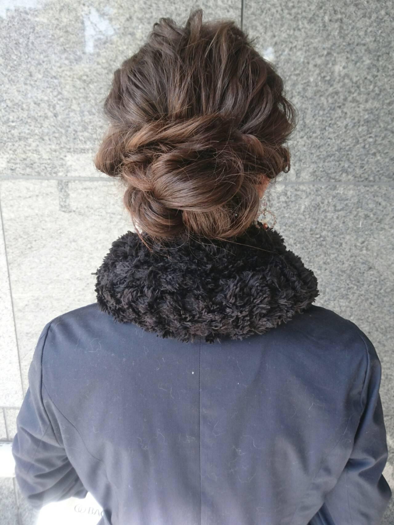 ミディアム ゆるふわ ショート ナチュラルヘアスタイルや髪型の写真・画像