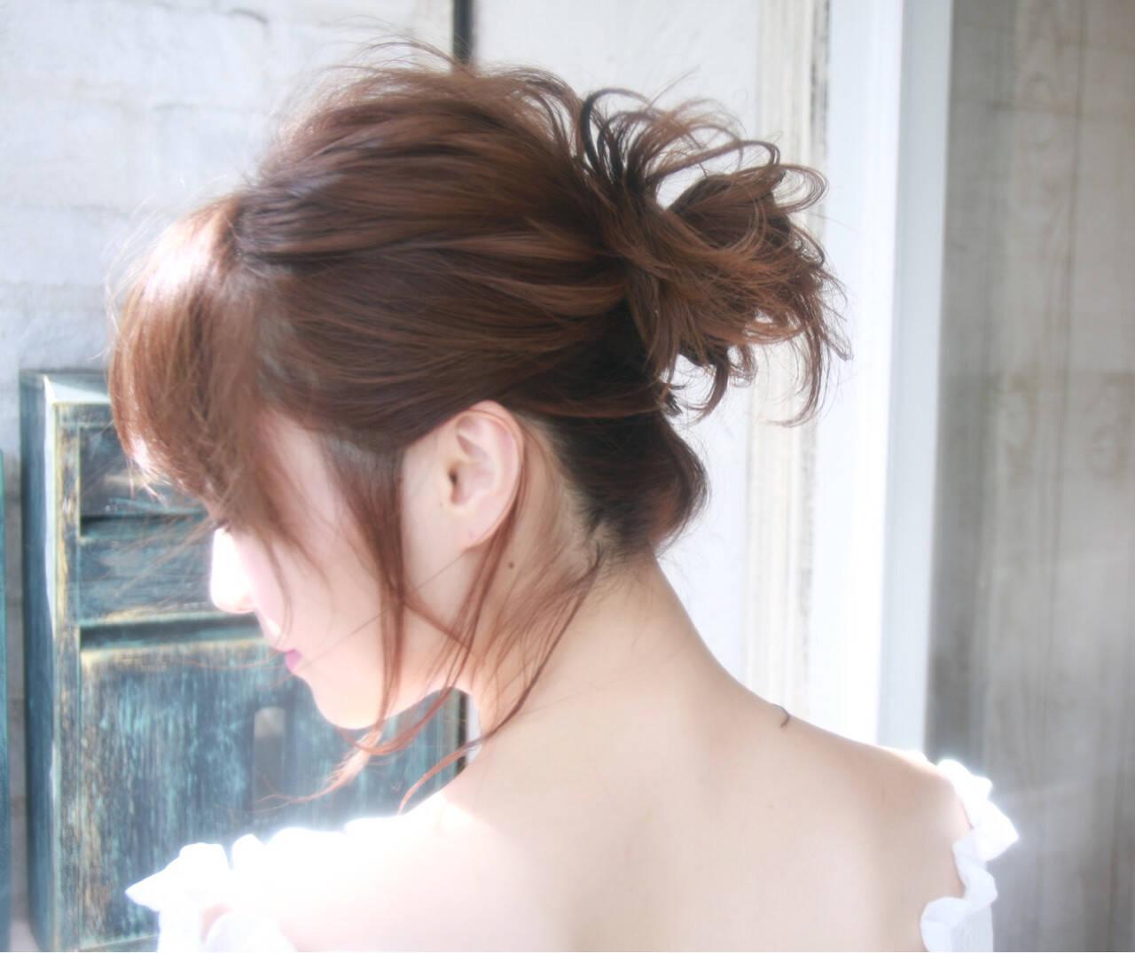 涼しげ 夏 ロング 大人かわいいヘアスタイルや髪型の写真・画像