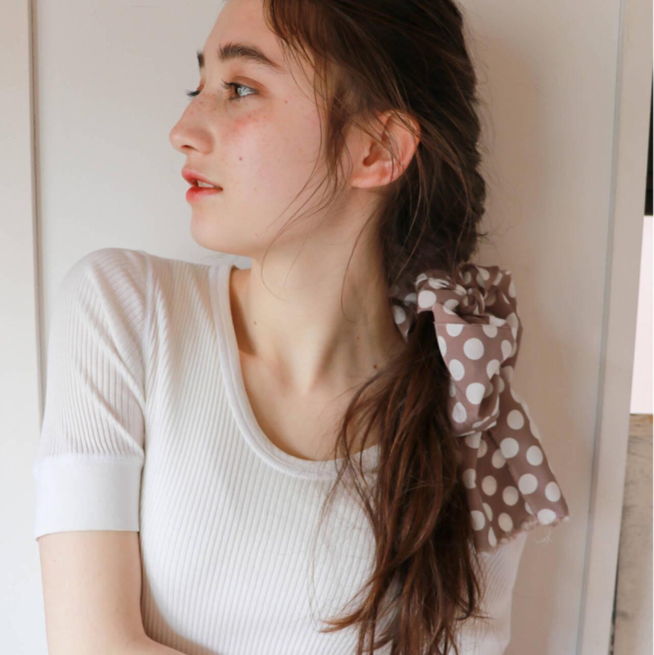 ショート ナチュラル 簡単ヘアアレンジ 大人女子ヘアスタイルや髪型の写真・画像