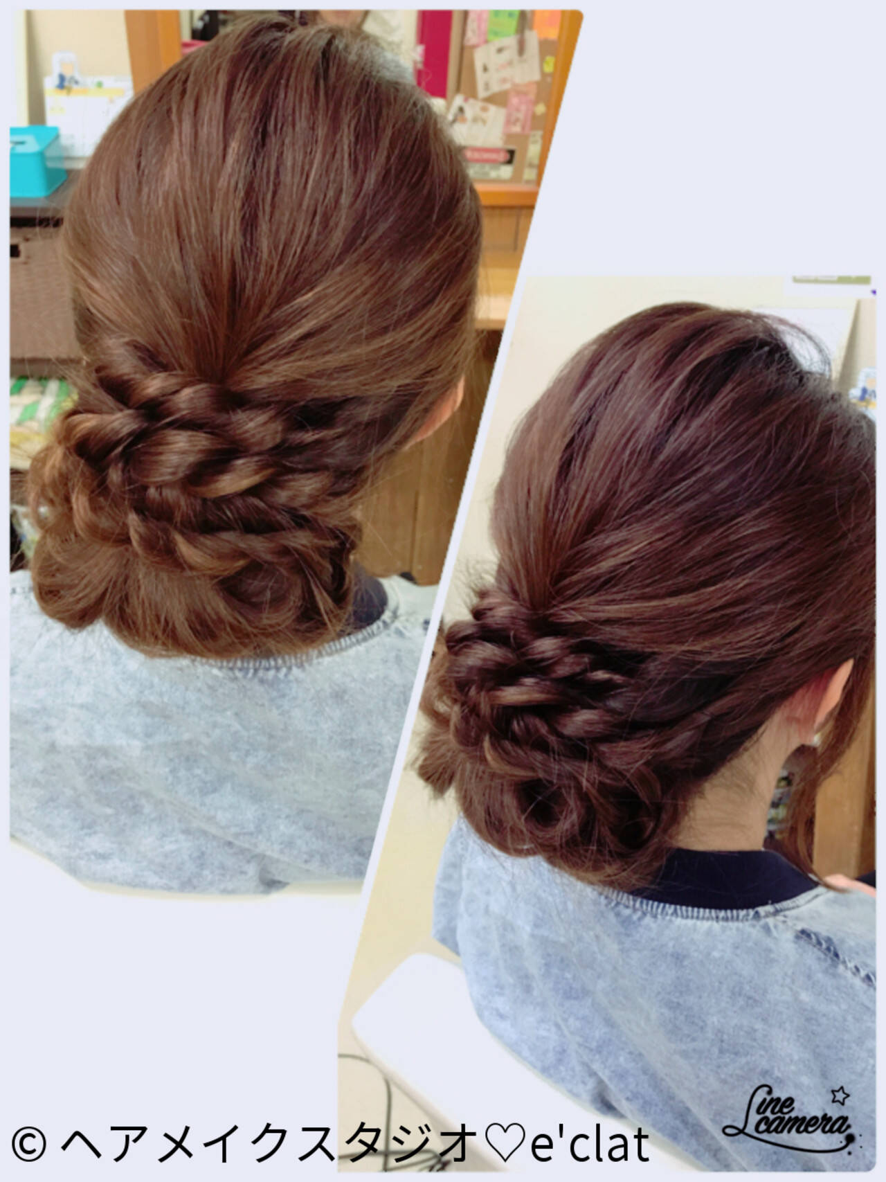デート 色気 梅雨 ヘアアレンジヘアスタイルや髪型の写真・画像