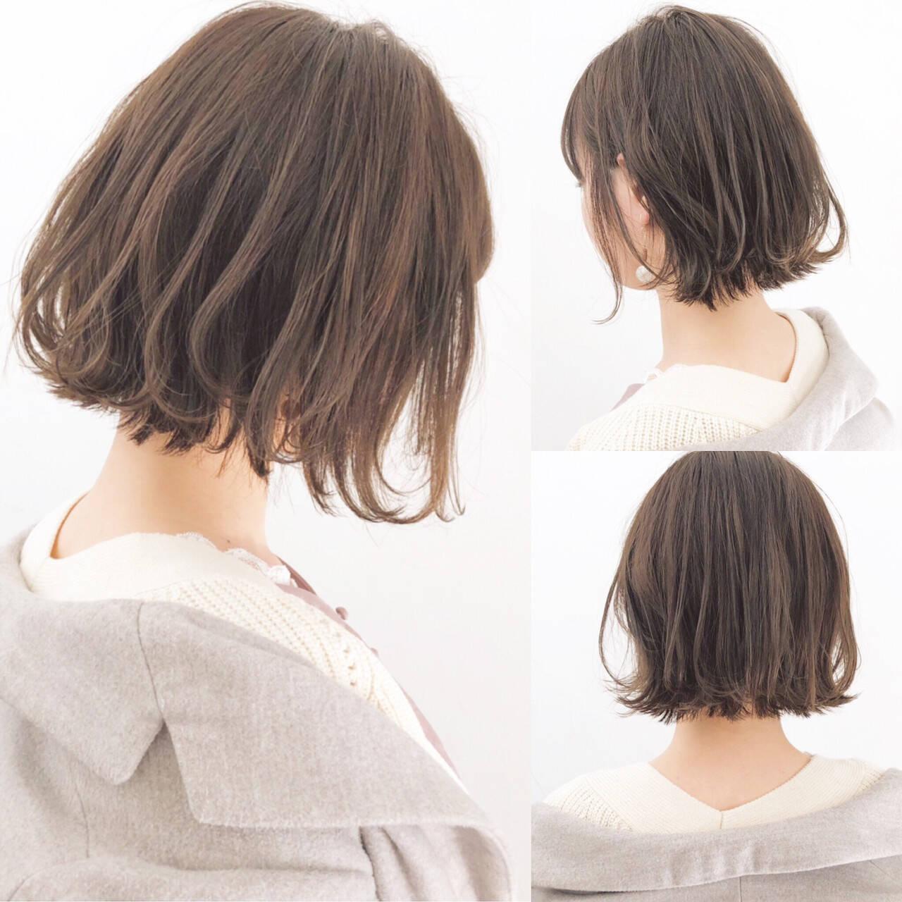 パーマ ヘアアレンジ ナチュラル アンニュイほつれヘアヘアスタイルや髪型の写真・画像