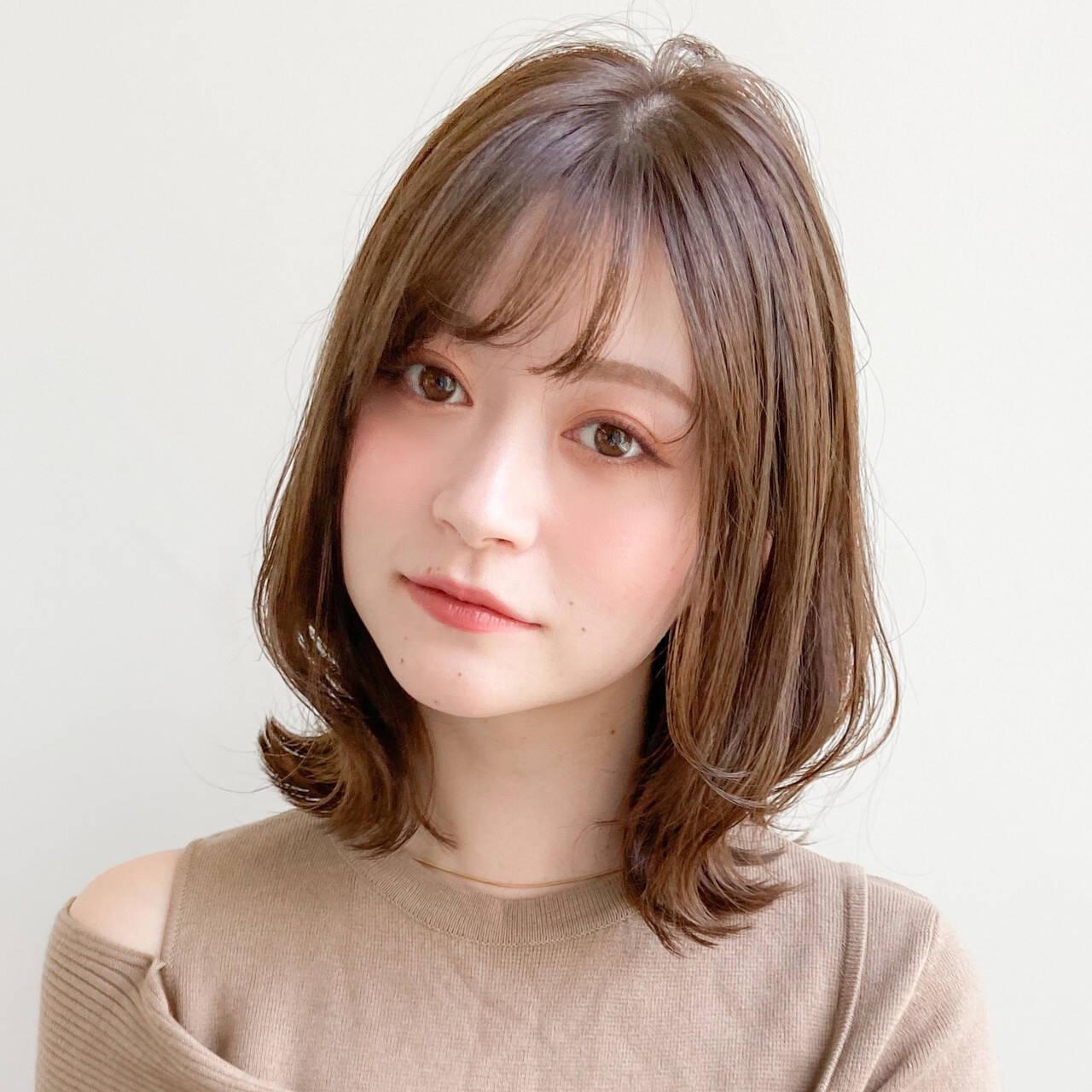 大人女子 デート デジタルパーマ 大人かわいいヘアスタイルや髪型の写真・画像