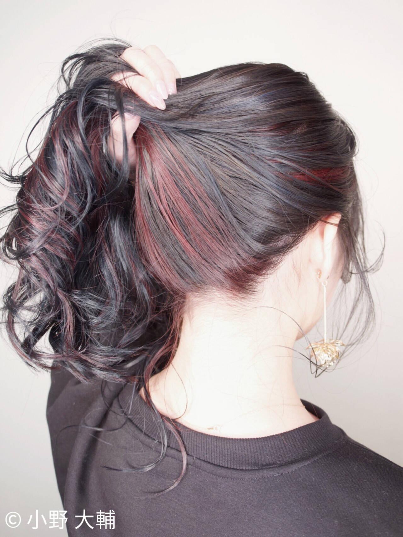 ナチュラル 外国人風カラー ハイライト グレージュヘアスタイルや髪型の写真・画像