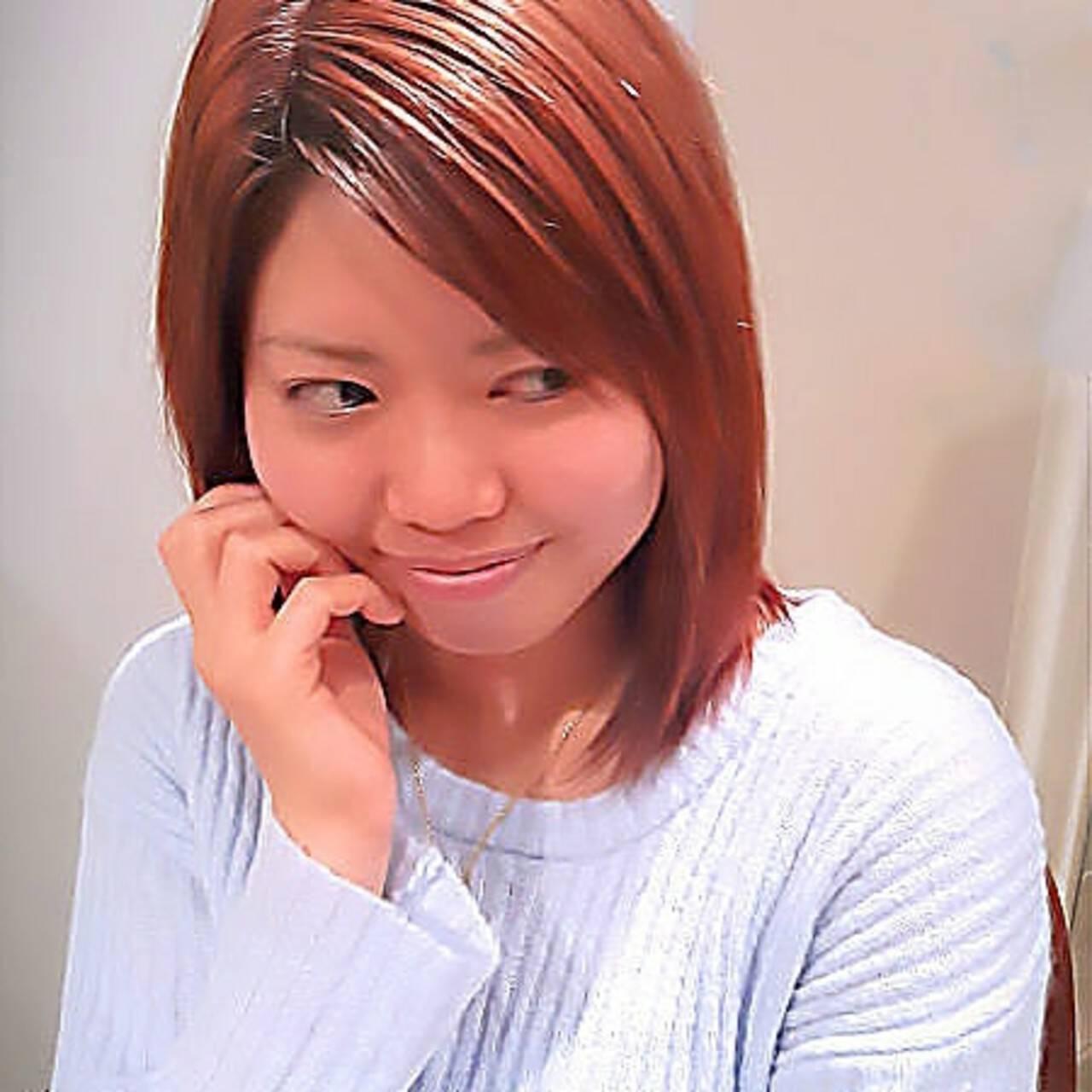 ミディアム ガーリー 小悪魔ヘアスタイルや髪型の写真・画像