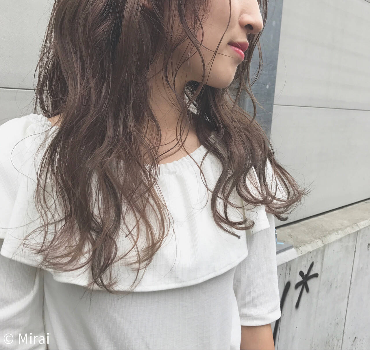 ヘアアレンジ 色気 透明感 アンニュイヘアスタイルや髪型の写真・画像