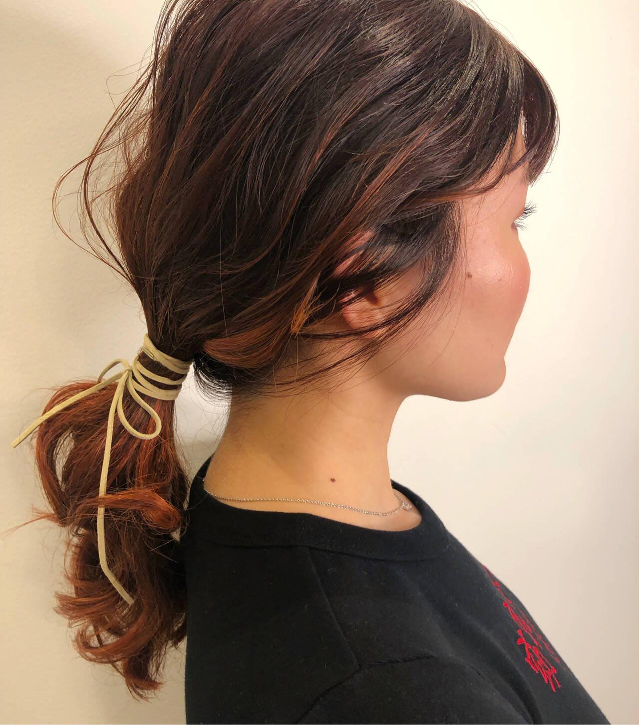 ミディアム 簡単ヘアアレンジ 結婚式 成人式ヘアスタイルや髪型の写真・画像