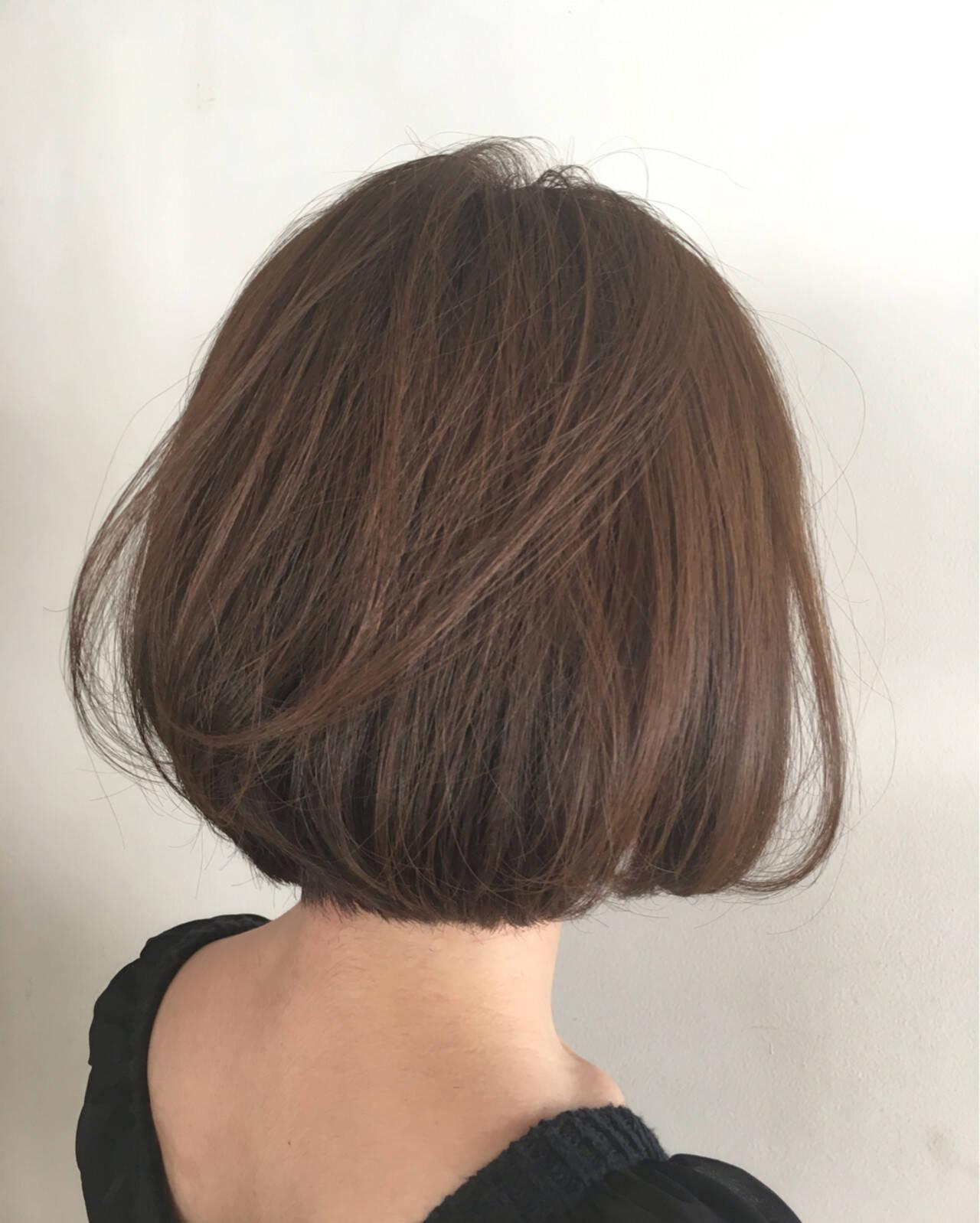 外国人風 アッシュ パーマ ナチュラルヘアスタイルや髪型の写真・画像