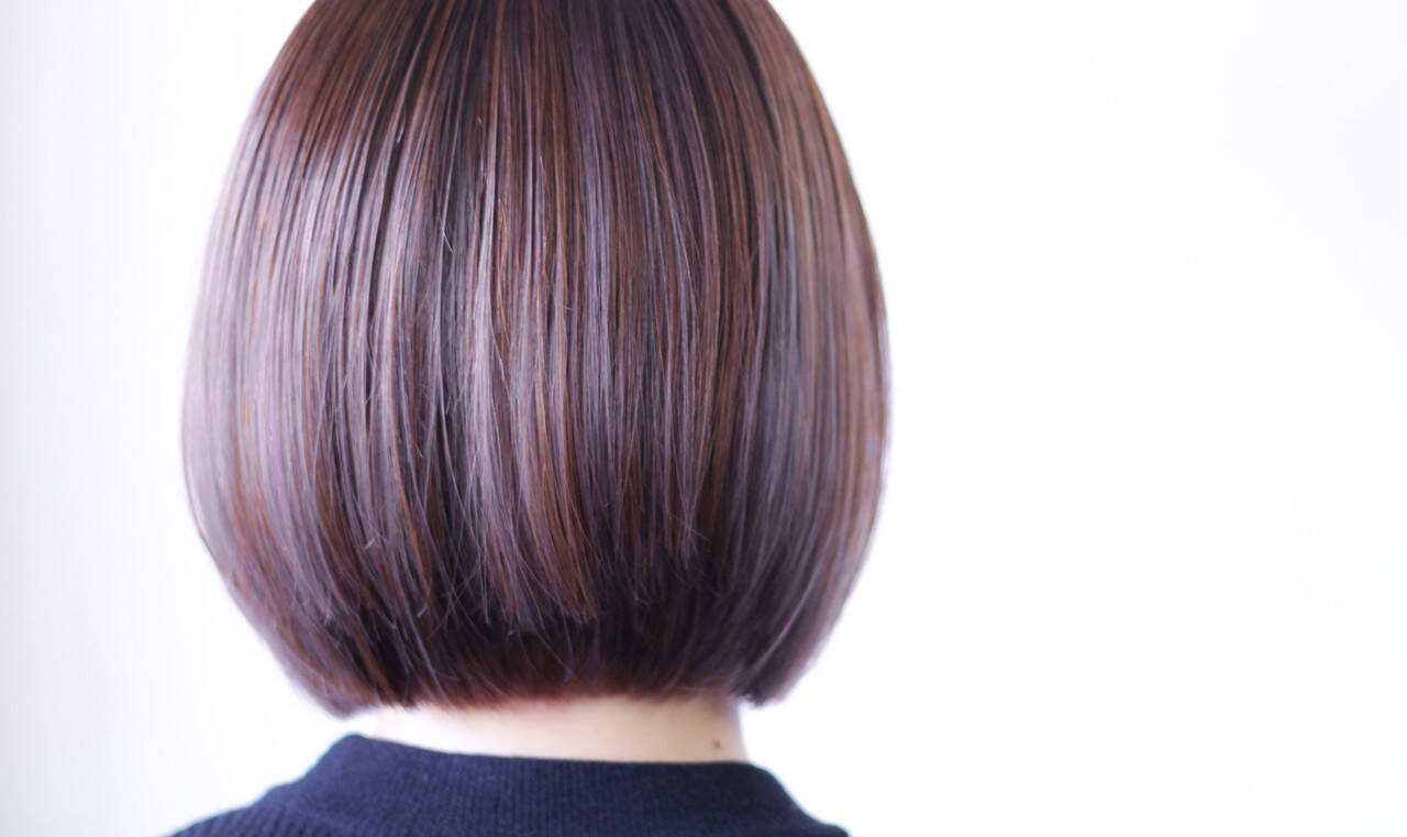 ピンクラベンダー ラベンダーピンク ラベンダーグレージュ ラベンダーアッシュヘアスタイルや髪型の写真・画像