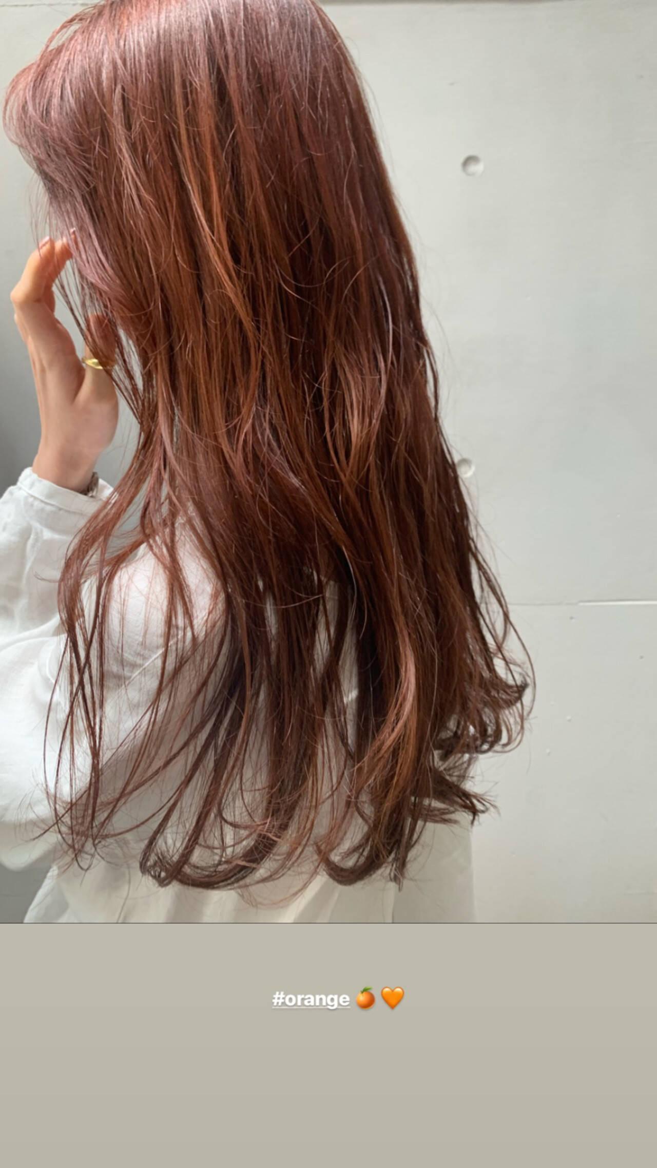 フェミニン ロング 簡単ヘアアレンジ デートヘアスタイルや髪型の写真・画像