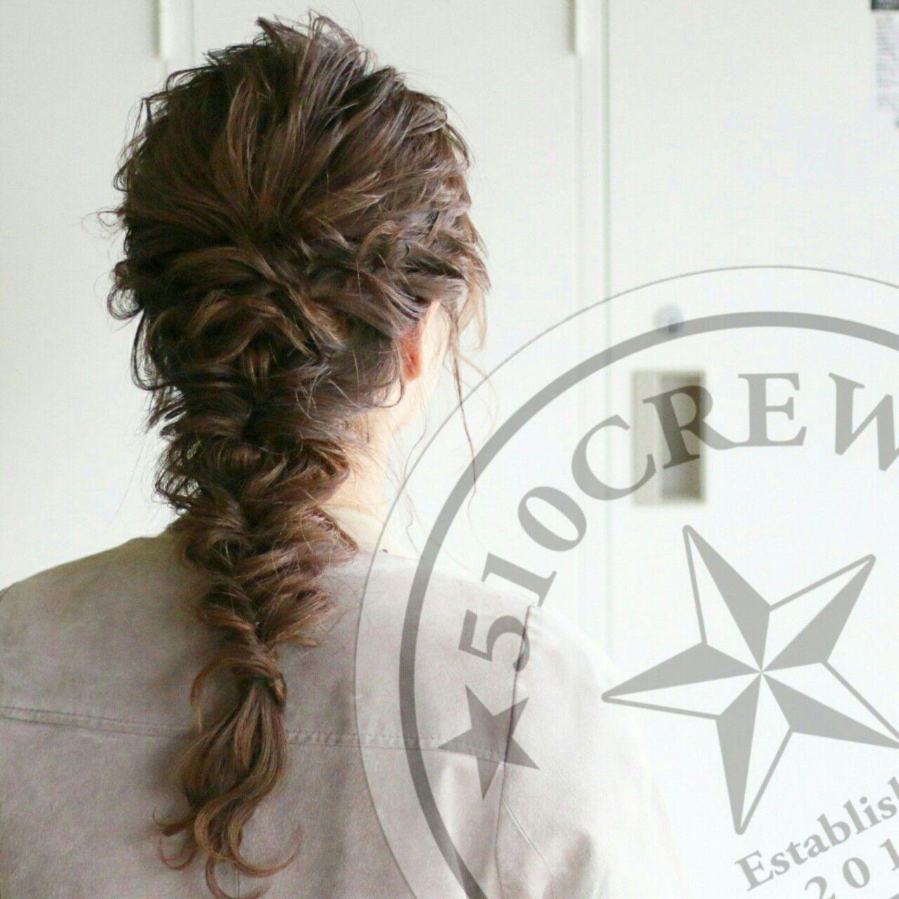 エレガント 上品 外国人風 ゆるふわヘアスタイルや髪型の写真・画像